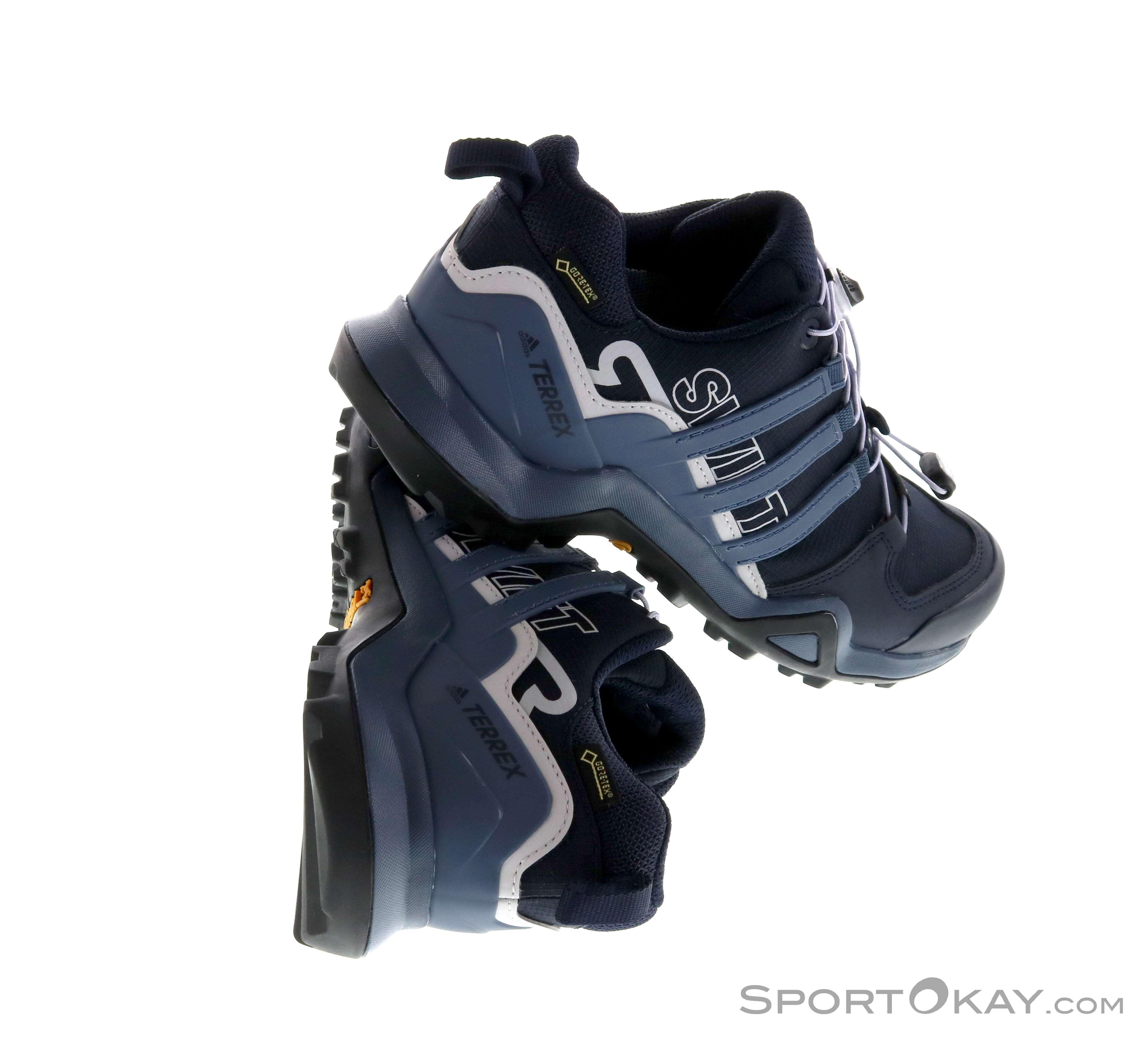 the best attitude 6ae7b 40907 adidas Terrex Swift R2 GTX Womens Trekking Shoes Gore-Tex, adidas, Gray,