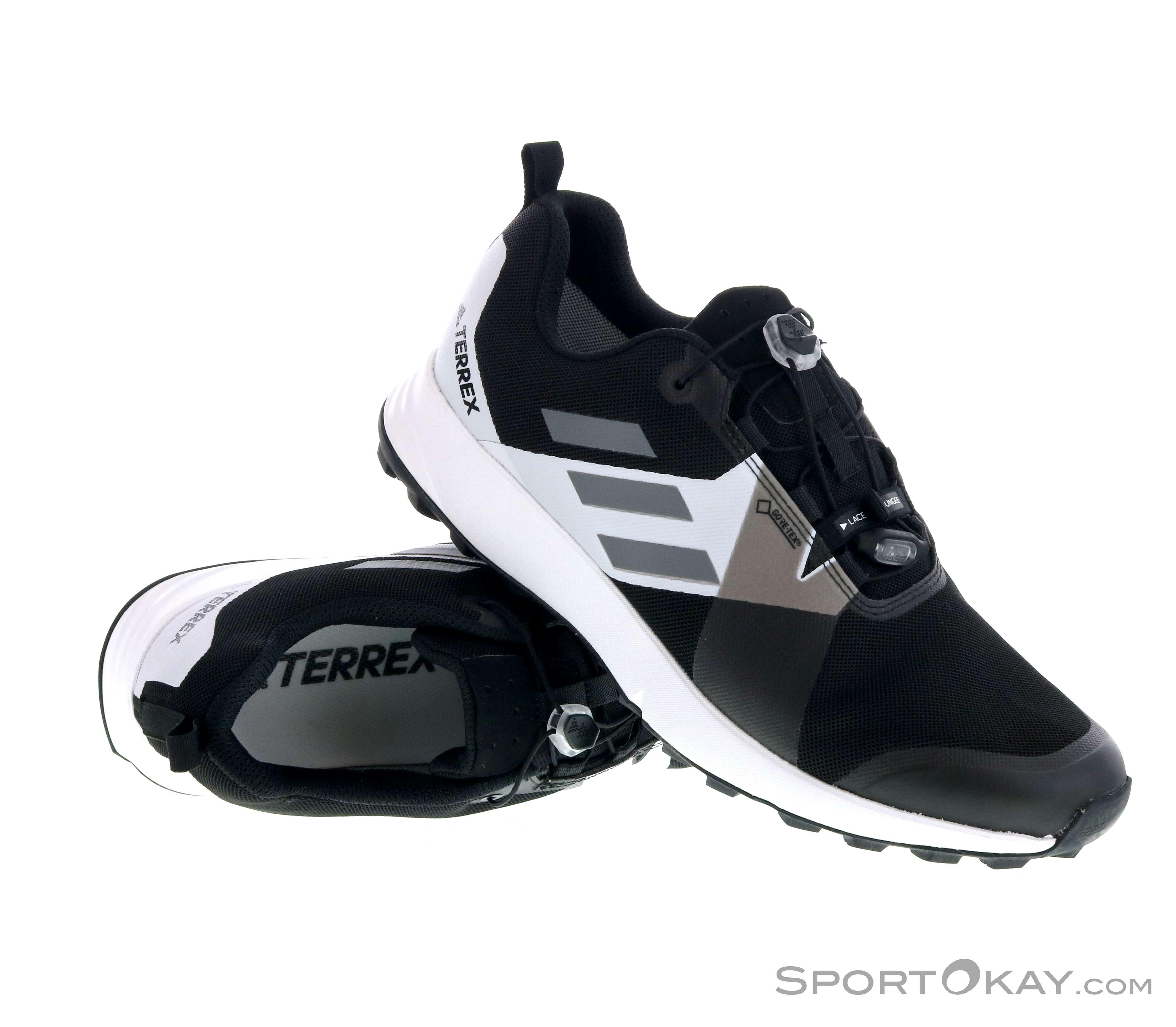 adidas adidas Terrex Speed GTX Mens Trail Running Shoes Gore Tex