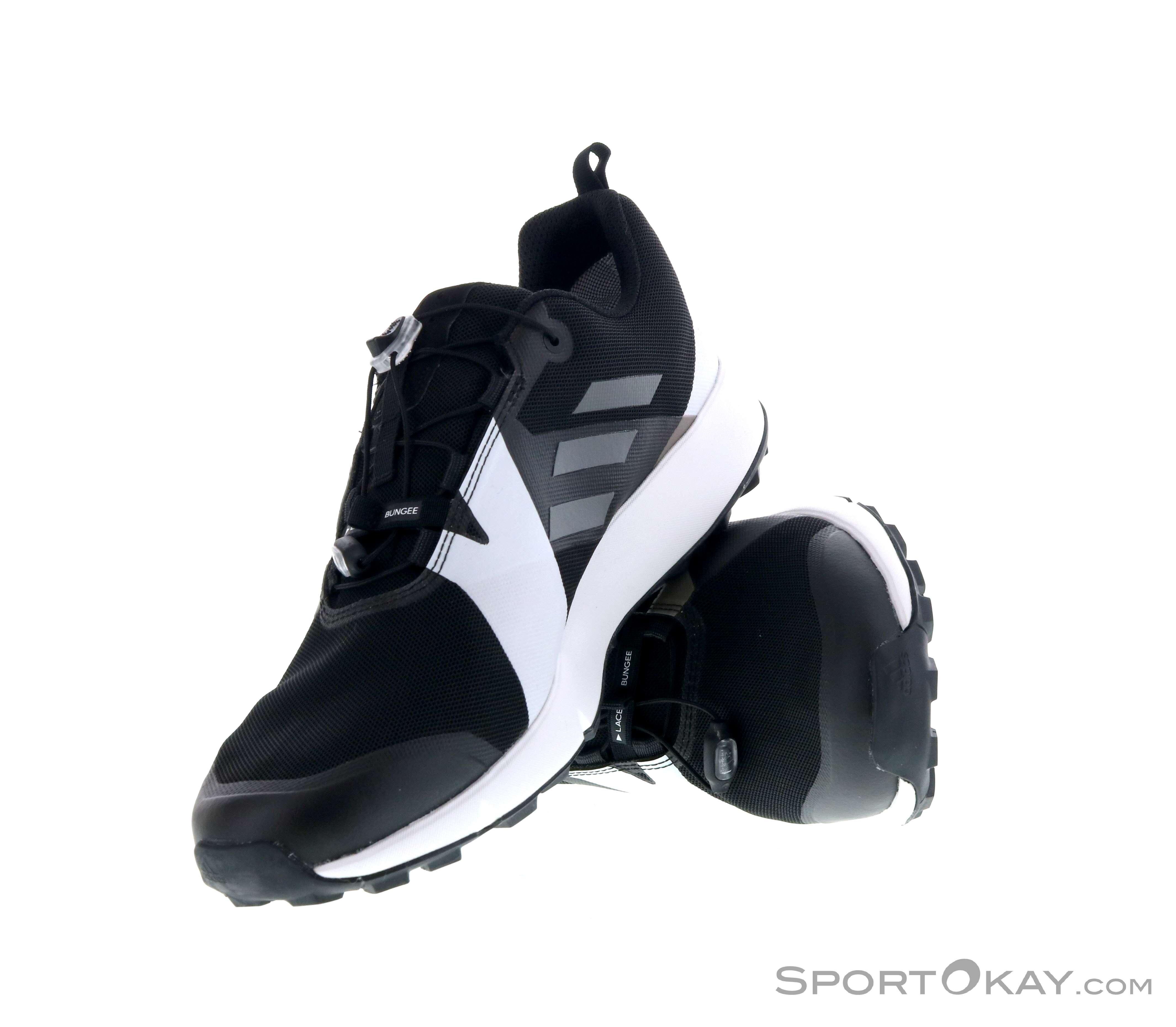 adidas Terrex Two GTX Mens Trail Running Shoes Gore Tex