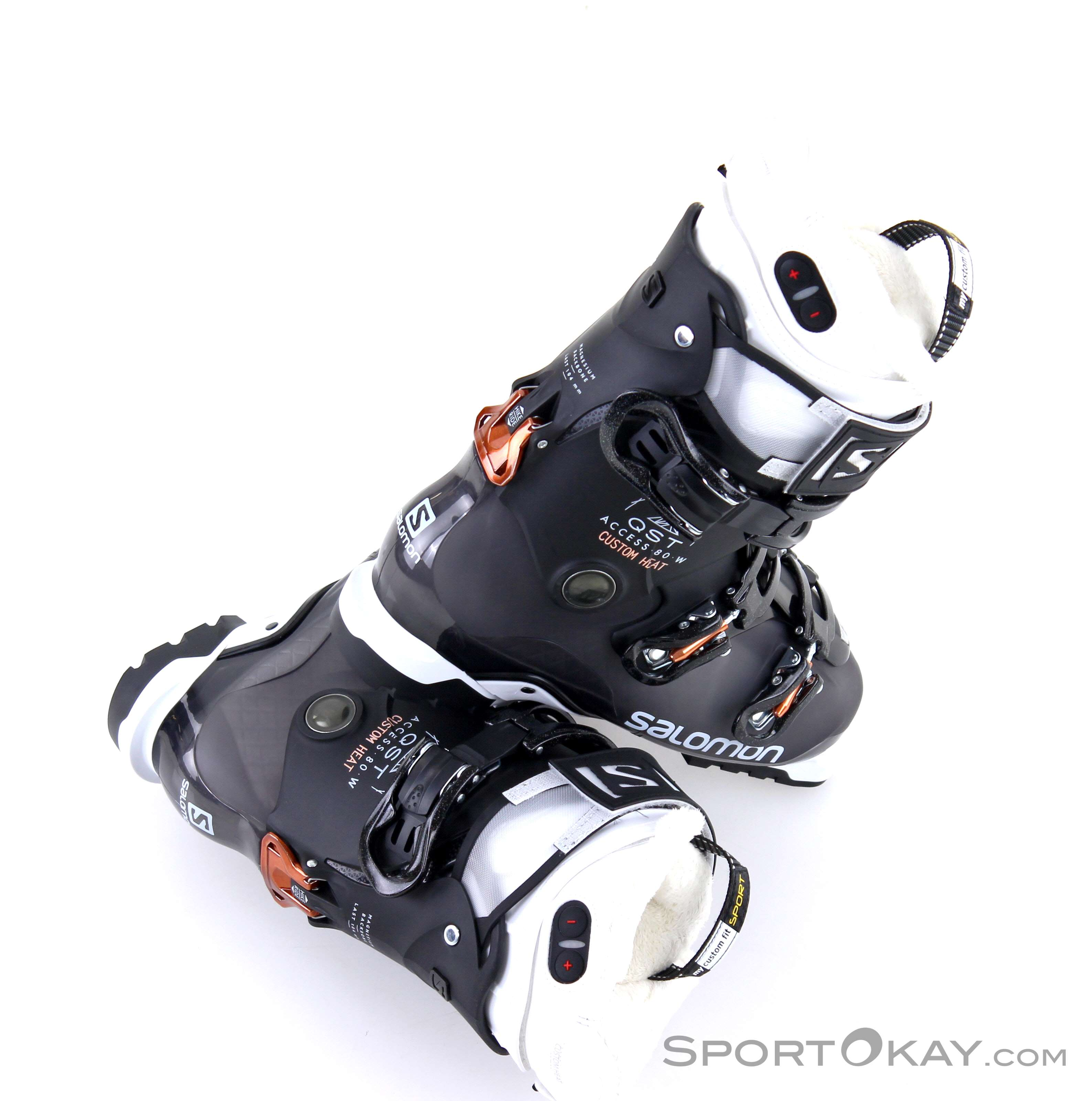 b073017b Salomon Salomon QST Custom Heat Womens Ski Boots