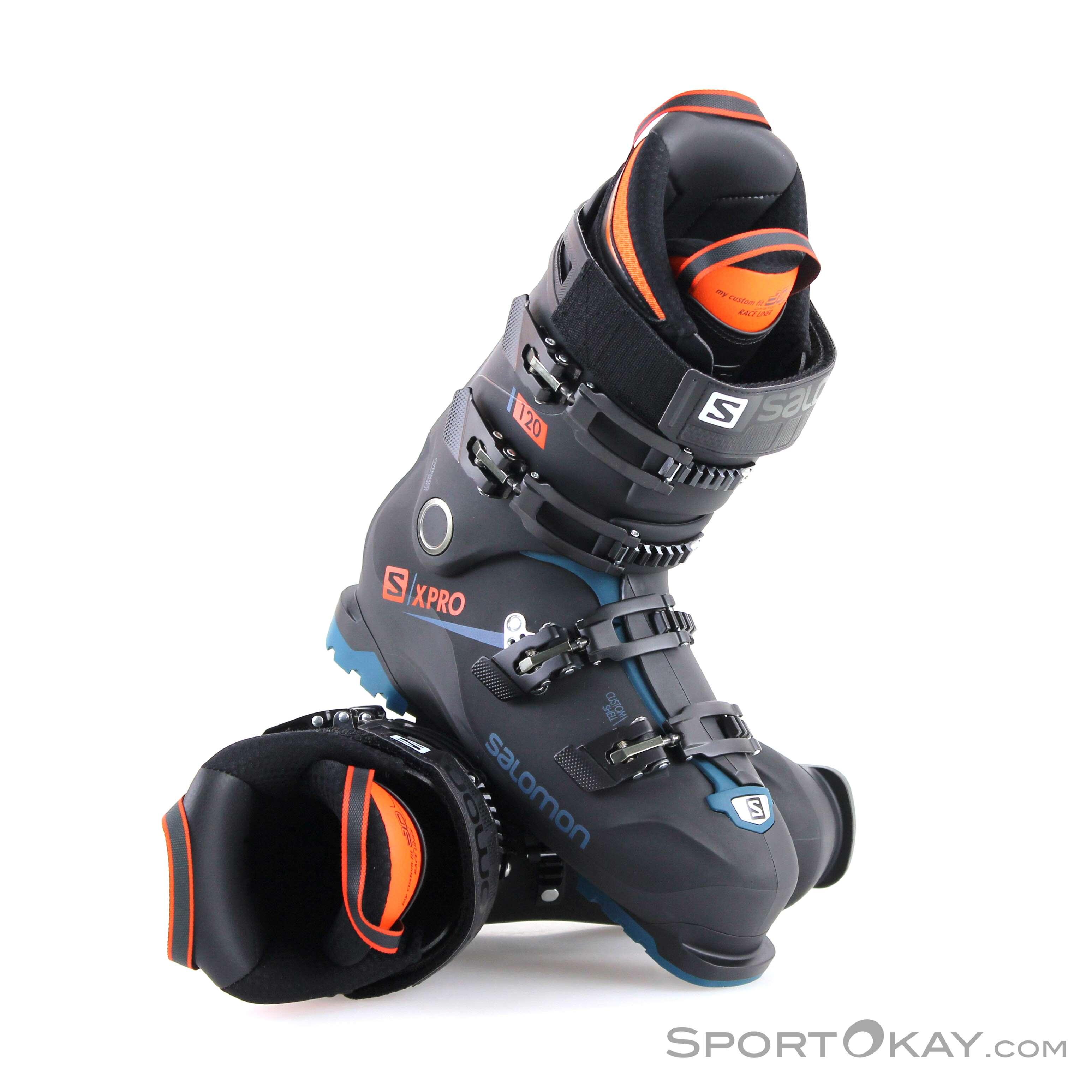 Salomon Salomon X Pro 120 Mens Ski Boots