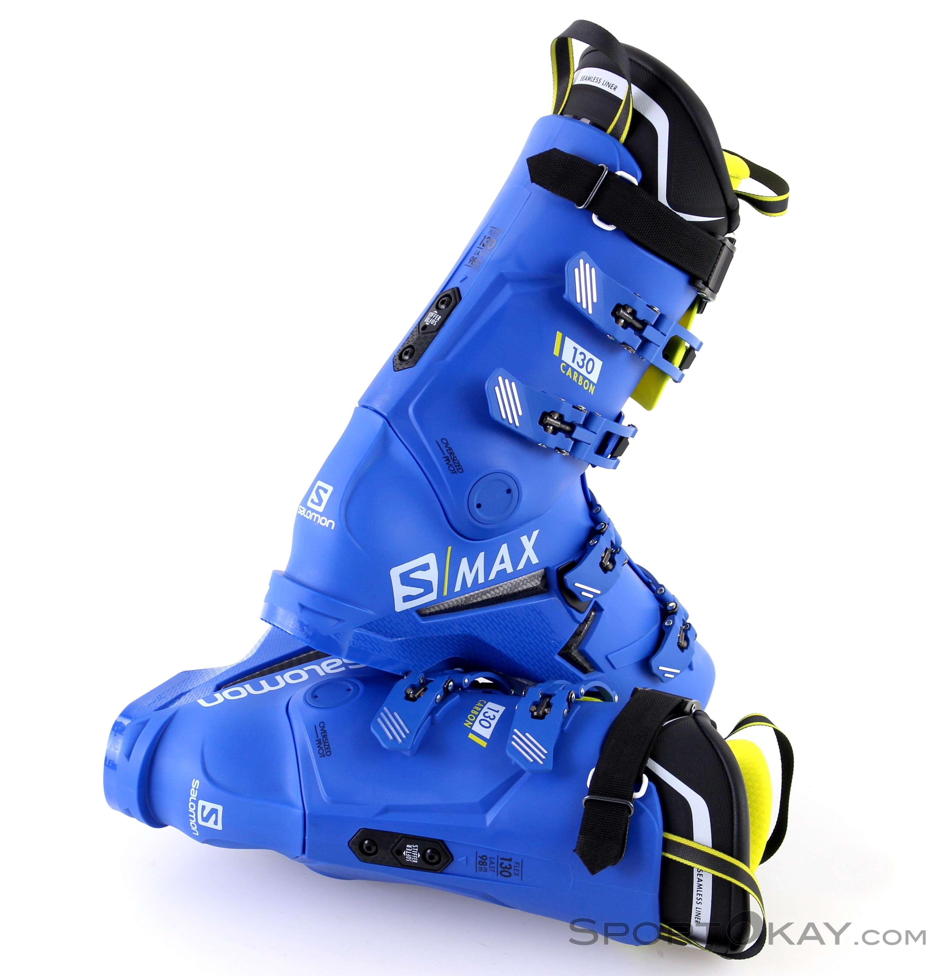 Salomon Salomon S Max 130 Carbon Herren Skischuhe