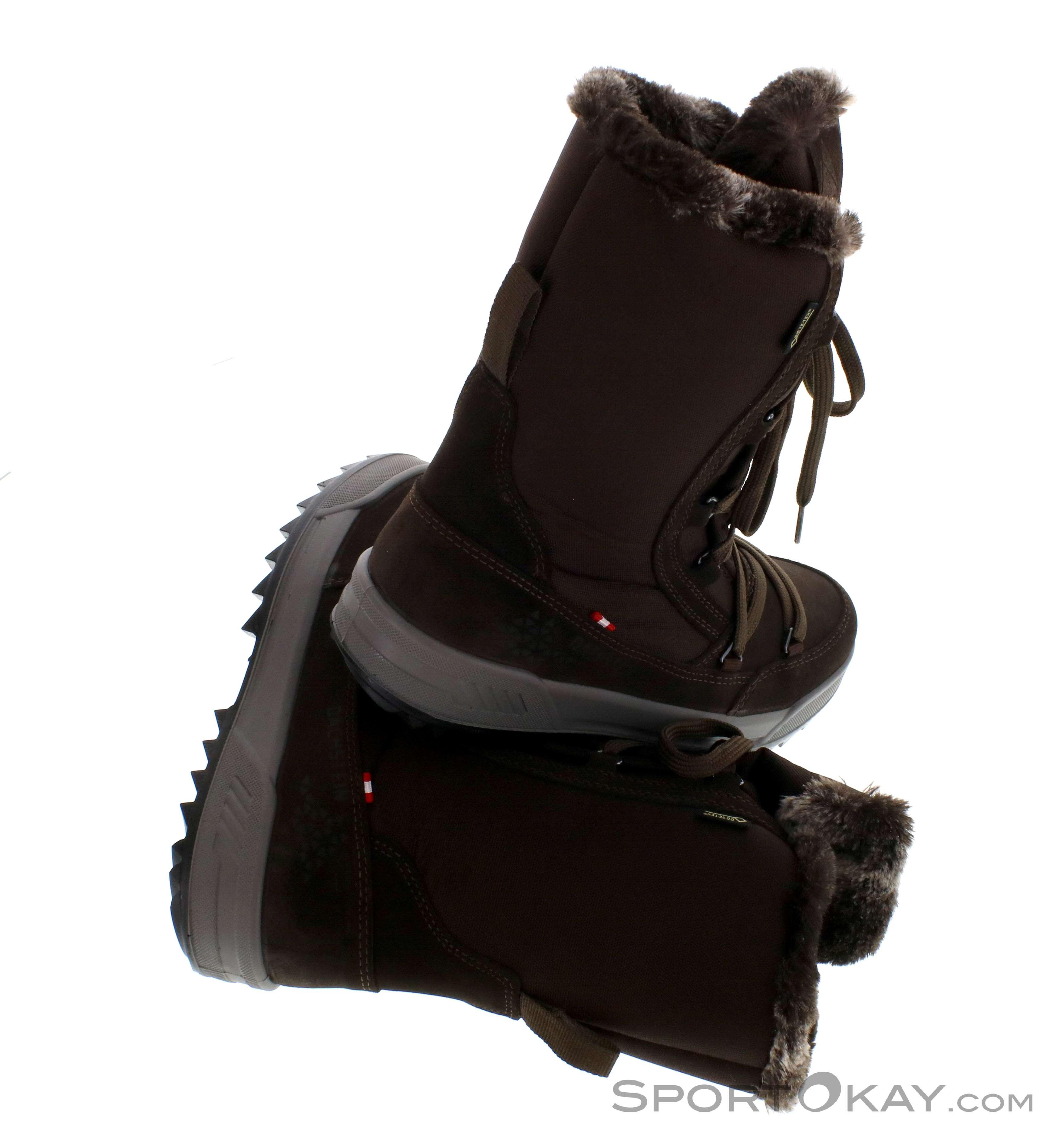 c17e5e47186b9 Dachstein Hannah GTX Womens Winter Shoes Gore-Tex , Dachstein, Brown, ,  Female