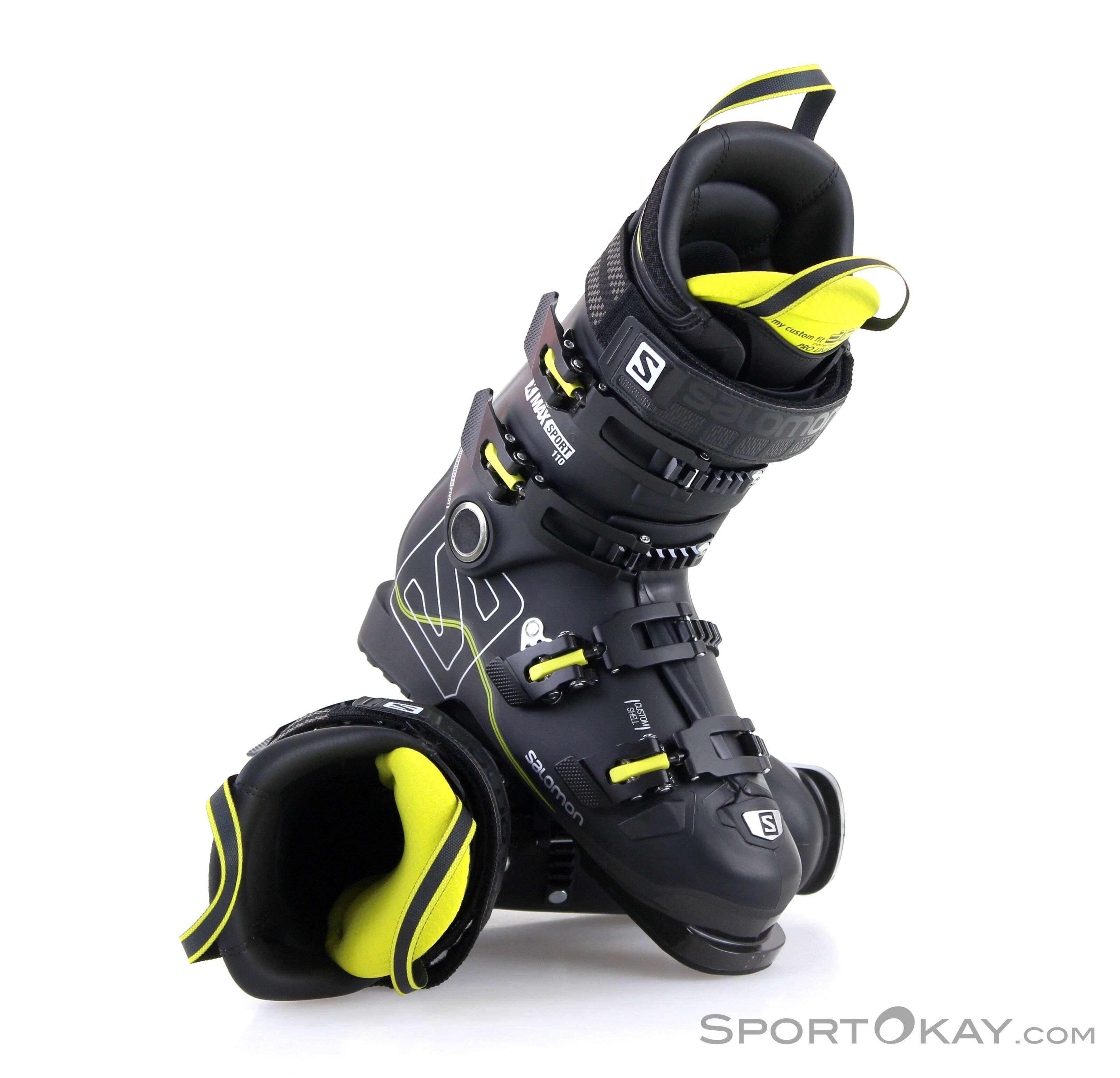 buy popular 85695 57d82 Salomon Salomon X Max Sport 110 Mens Ski Boots