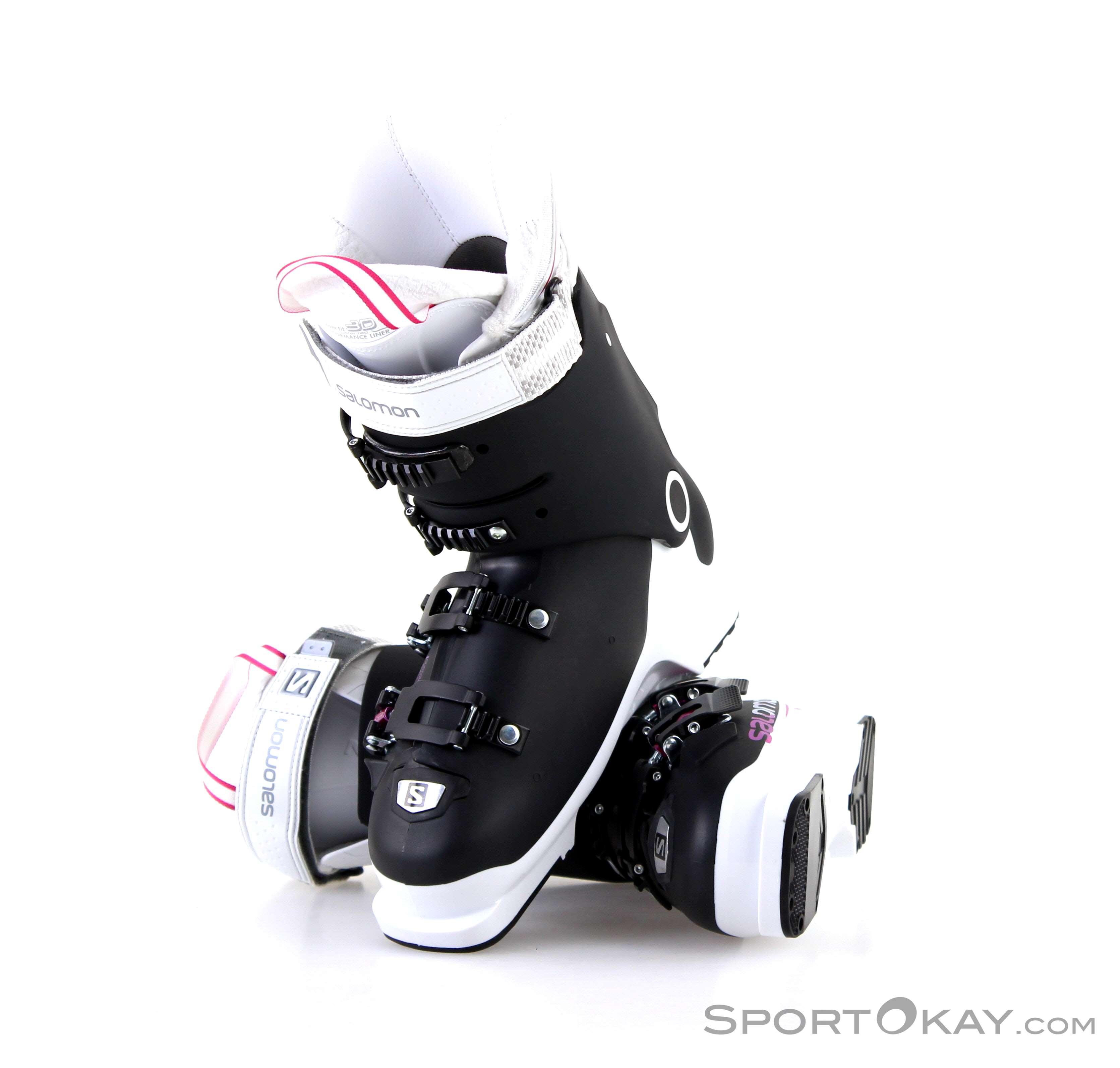 Salomon X Max Sport 100 Womens Ski Boots Alpine Ski Boots