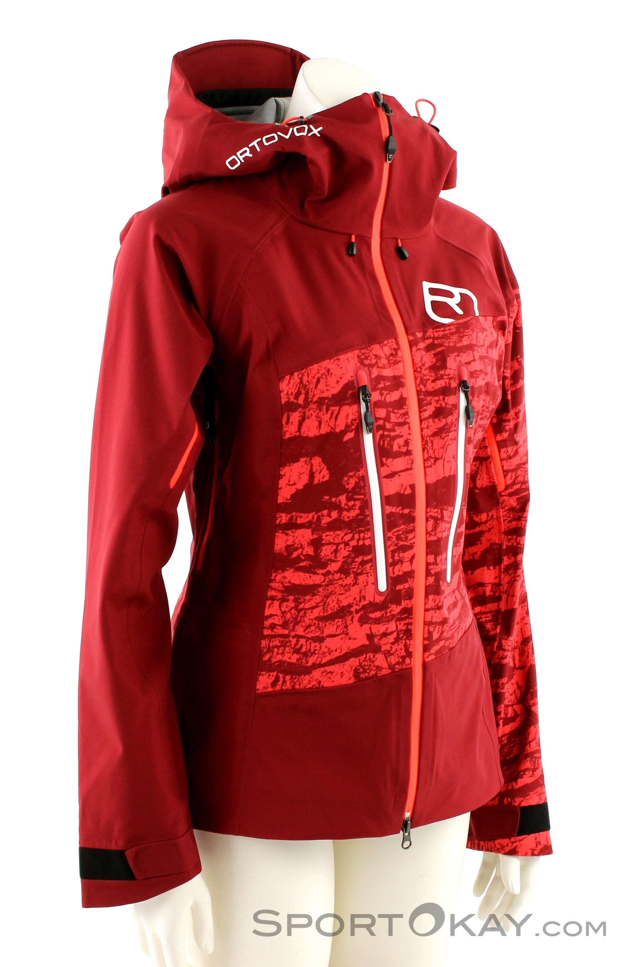 Ortovox Ortovox 3L Guardian Shell Jacket Damen Tourenjacke