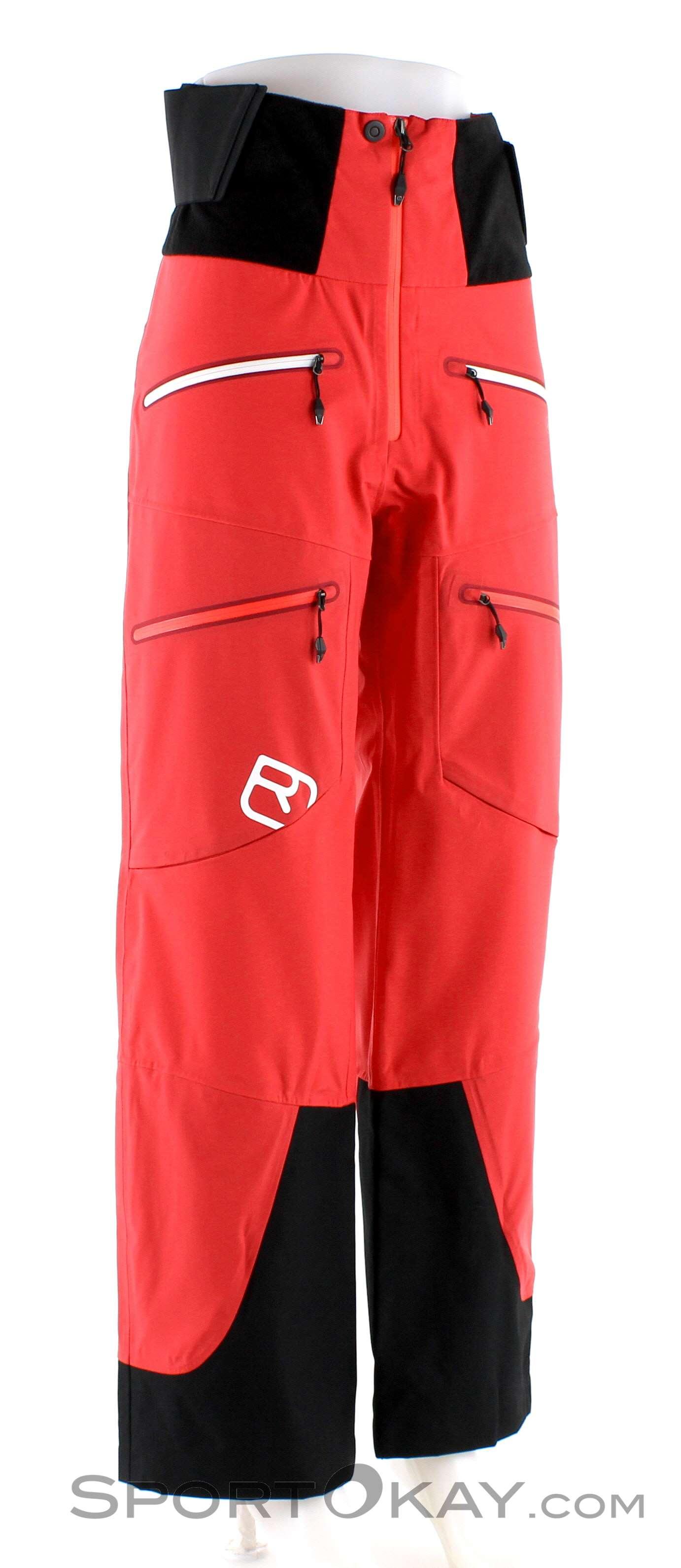 Skihosen Ortovox Damen Pants Guardian Shell Tourenhose 3l tChrdxsQ