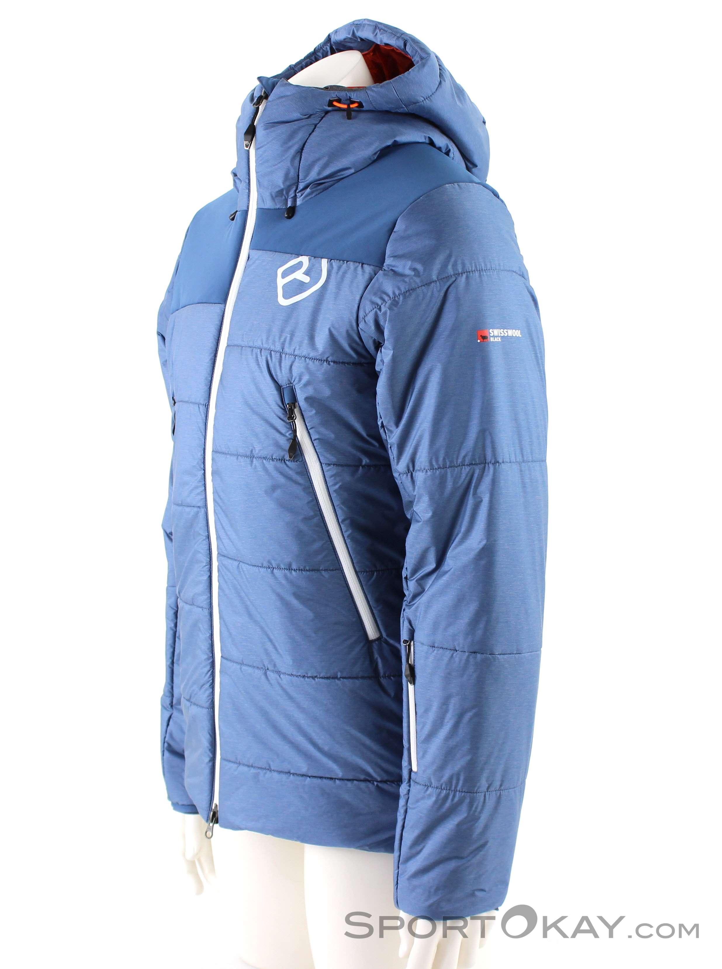 Ortovox Ortovox Swisswool Verbier Jacket Mens Ski Jacket