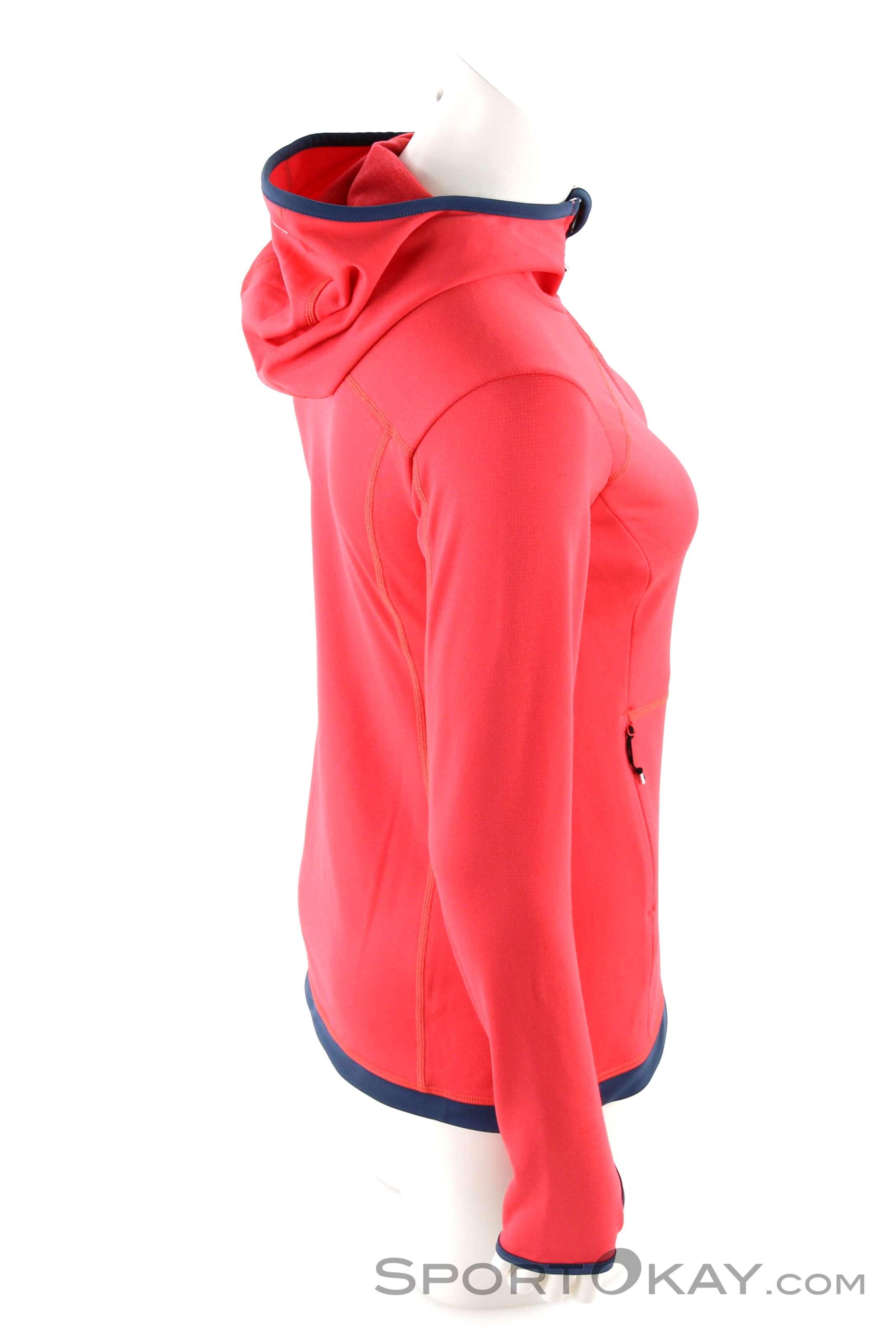 Ortovox Fleece Light Hoody Womens Outdoor Sweater Sweaters