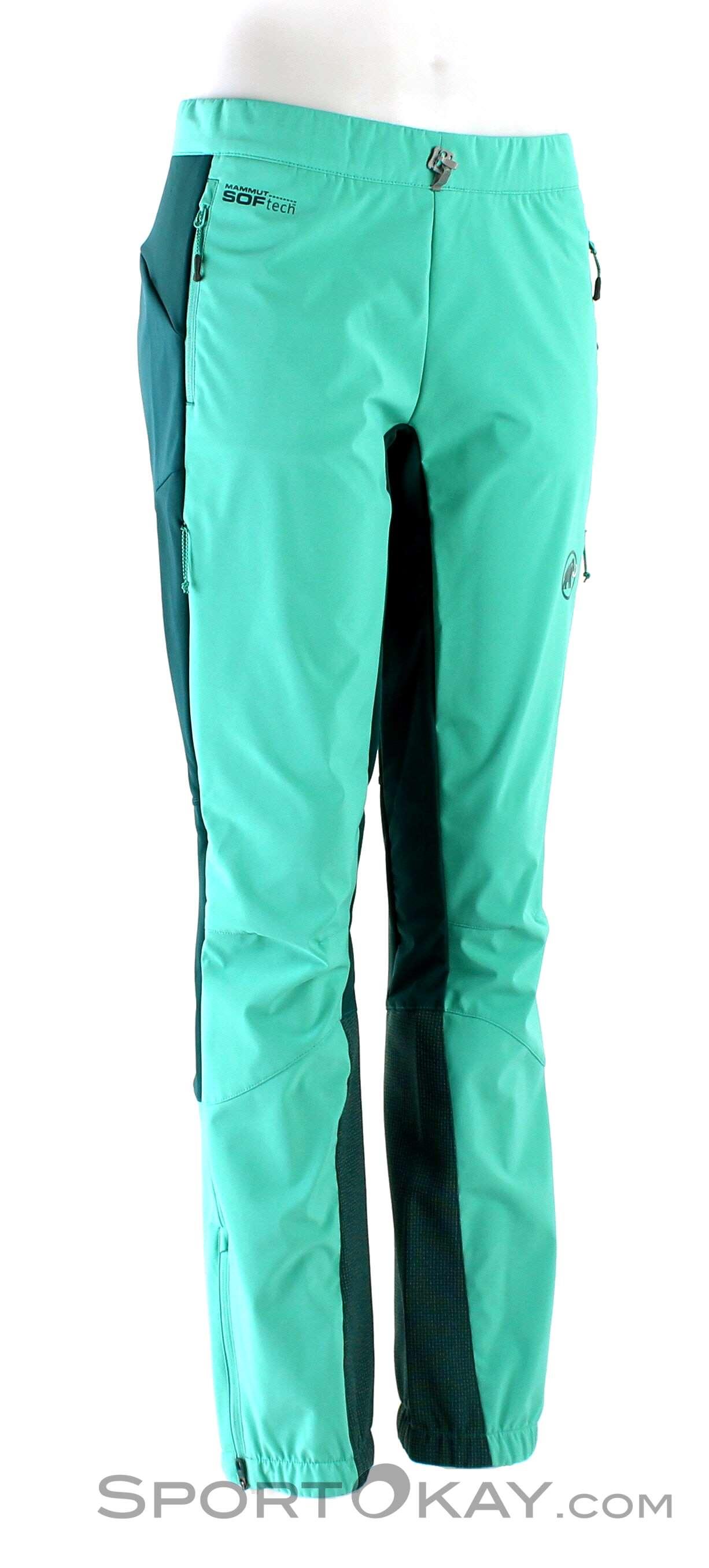 Niedriger Verkaufspreis Vielzahl von Designs und Farben stylistisches Aussehen Mammut Mammut Botnica Pants Damen Tourenhose