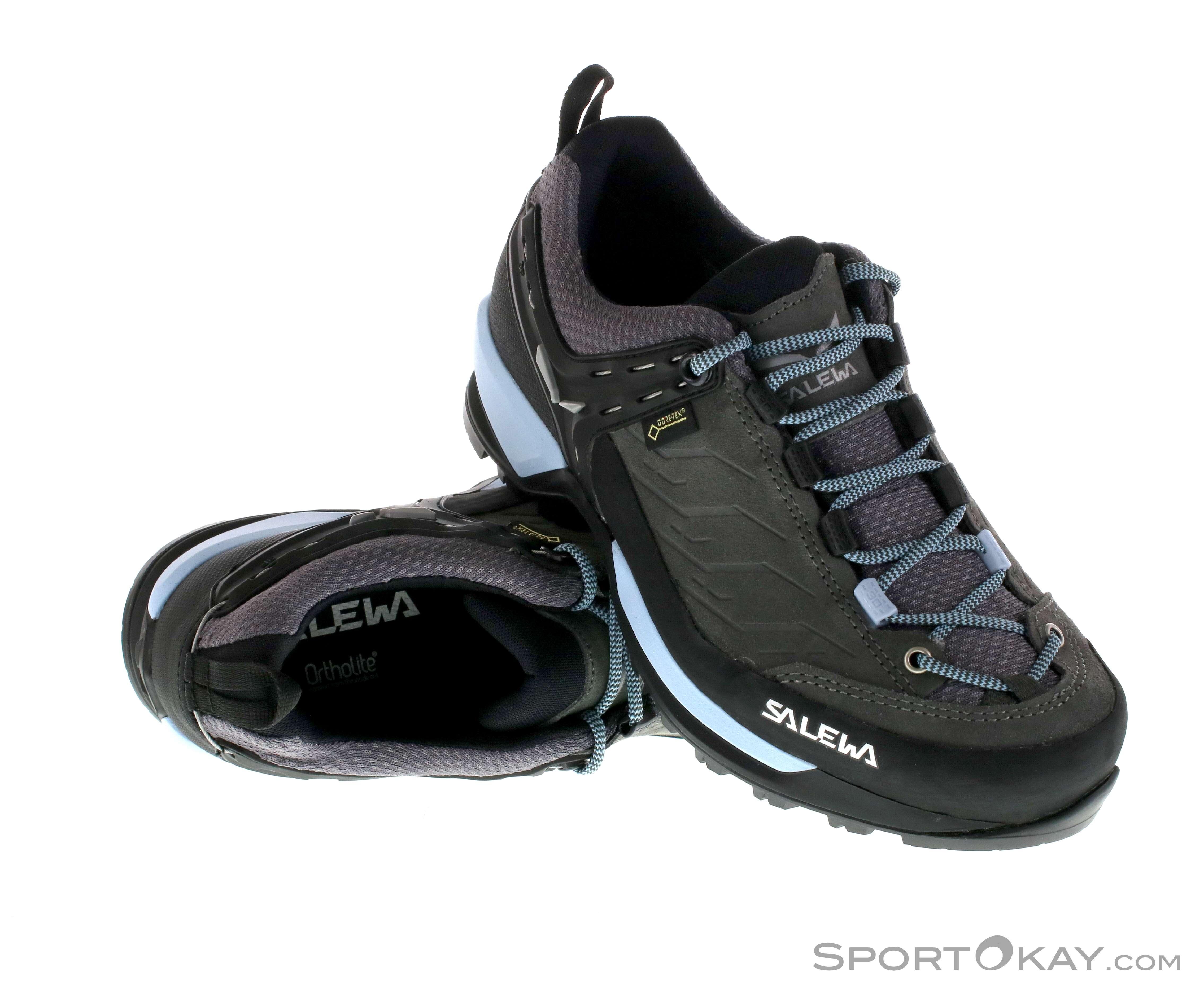 brand new 5869b 6428e Salewa Salewa MTN Trainer GTX Donna Scarpe da Escursionismo GoreTex
