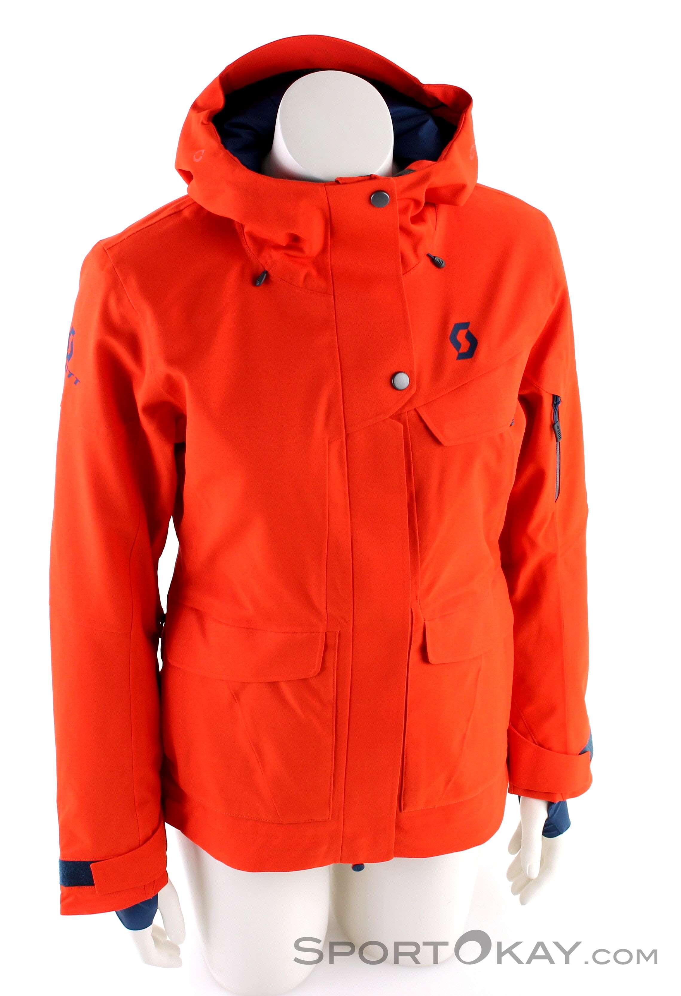 Skijacke Damen 20 Dryo Jacket Ultimate Scott 9IDE2H