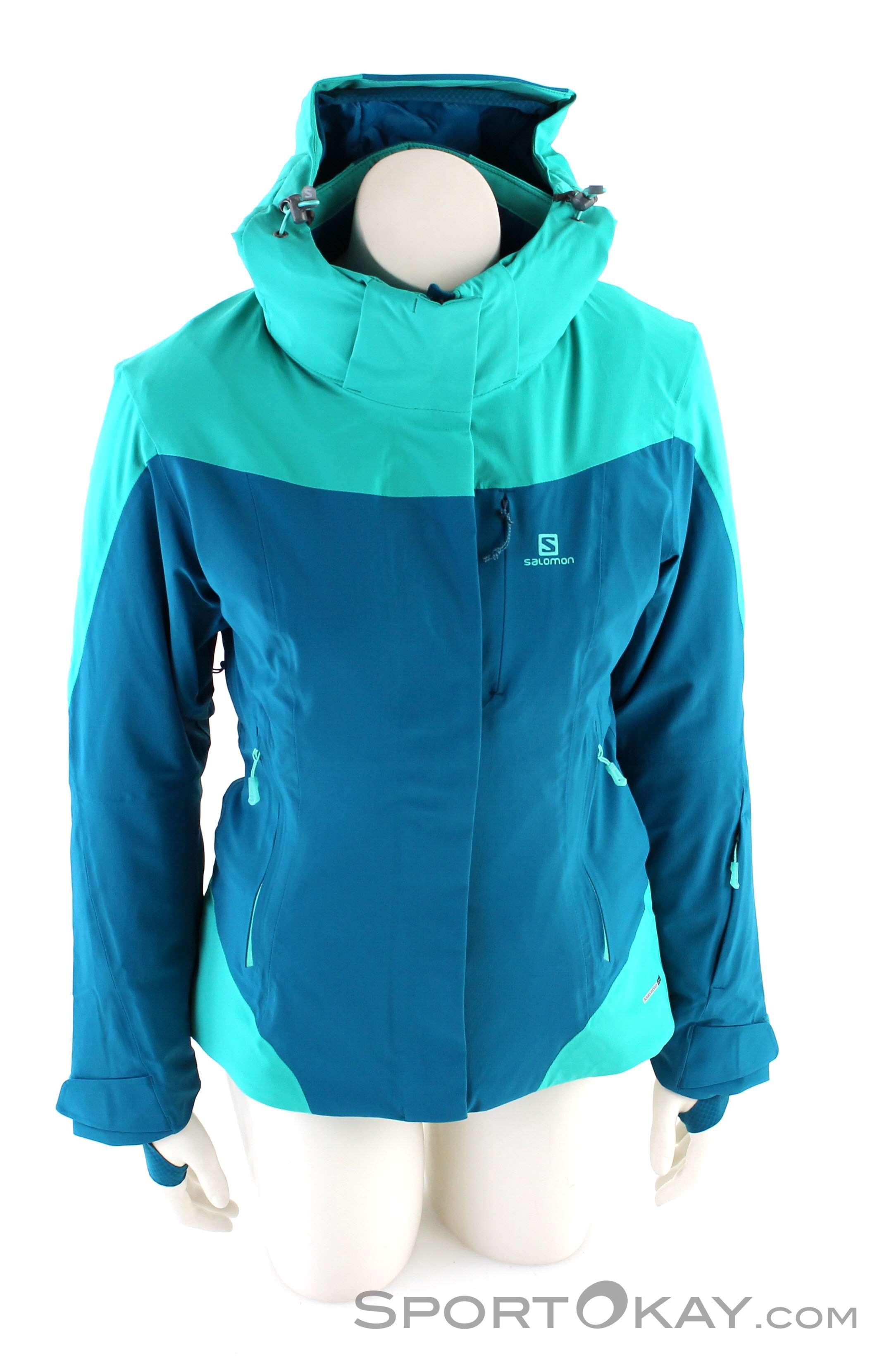 Salomon Salomon Icerocket Jacket Damen Skijacke