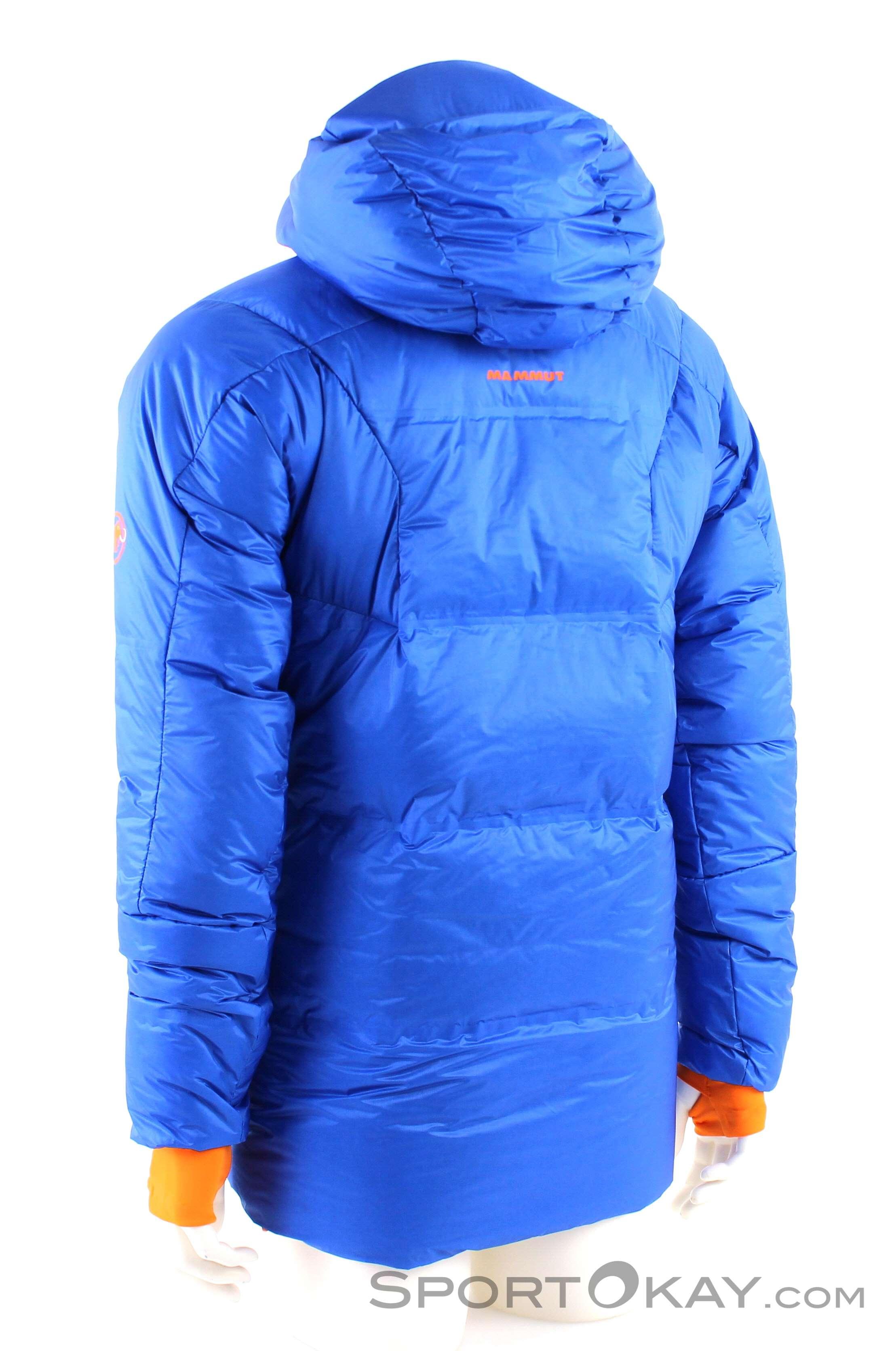 the latest c58b2 580ae Mammut Mammut Eigerjoch Pro IN Hooded Mens Outdoor Jacket