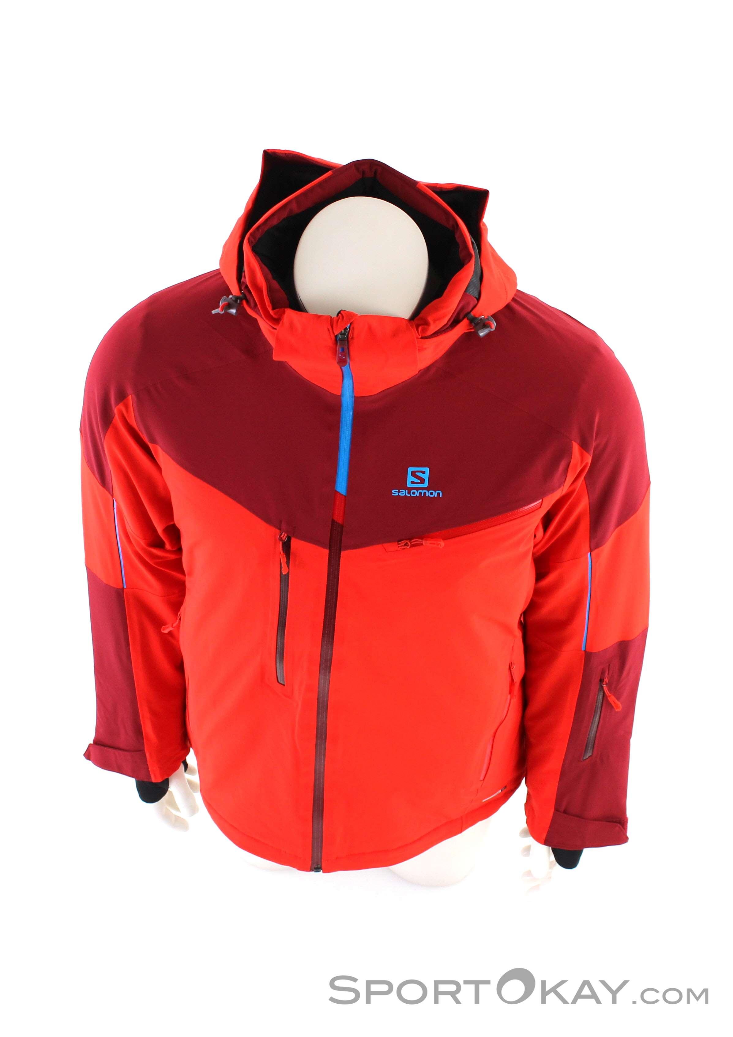 Salomon Salomon Icespeed Jacket Mens Ski Jacket