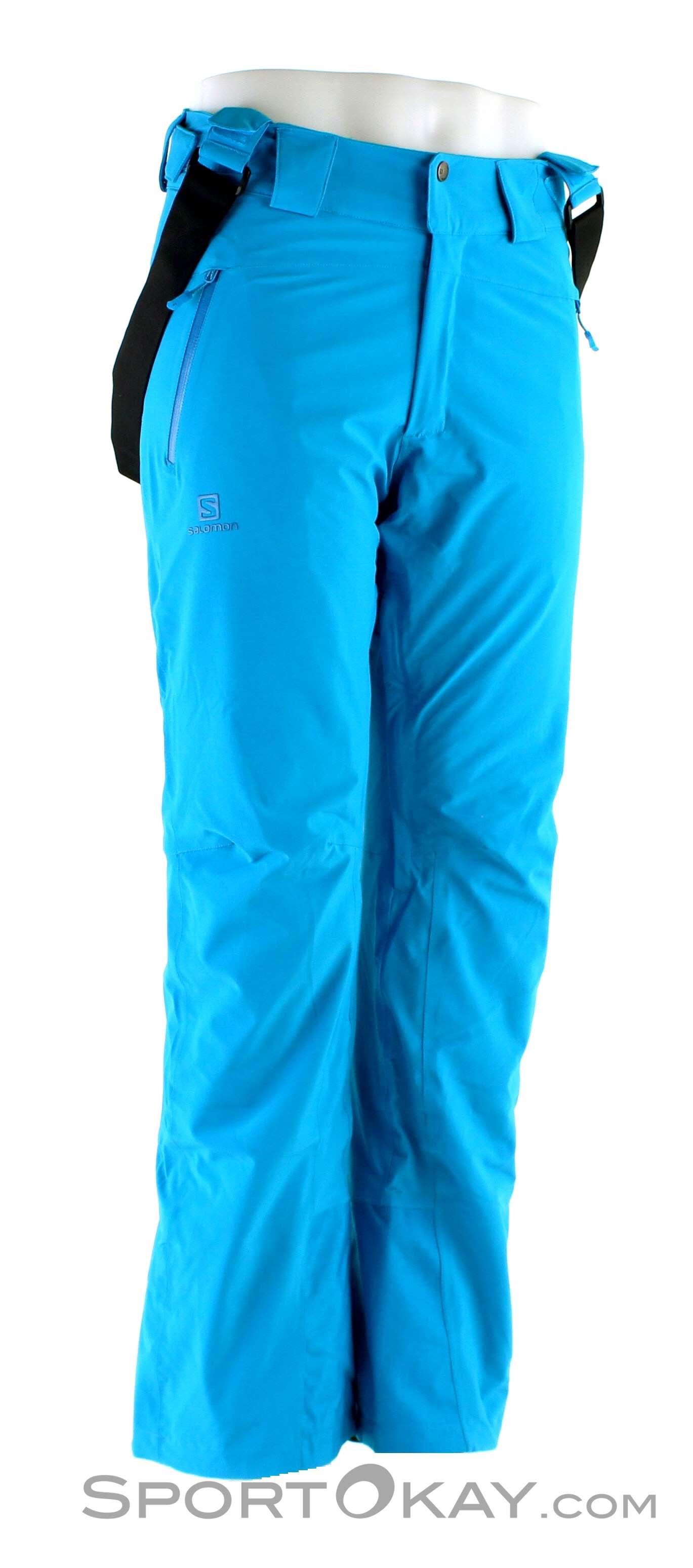 Salomon Salomon Iceglory Pant Mens Ski Pants
