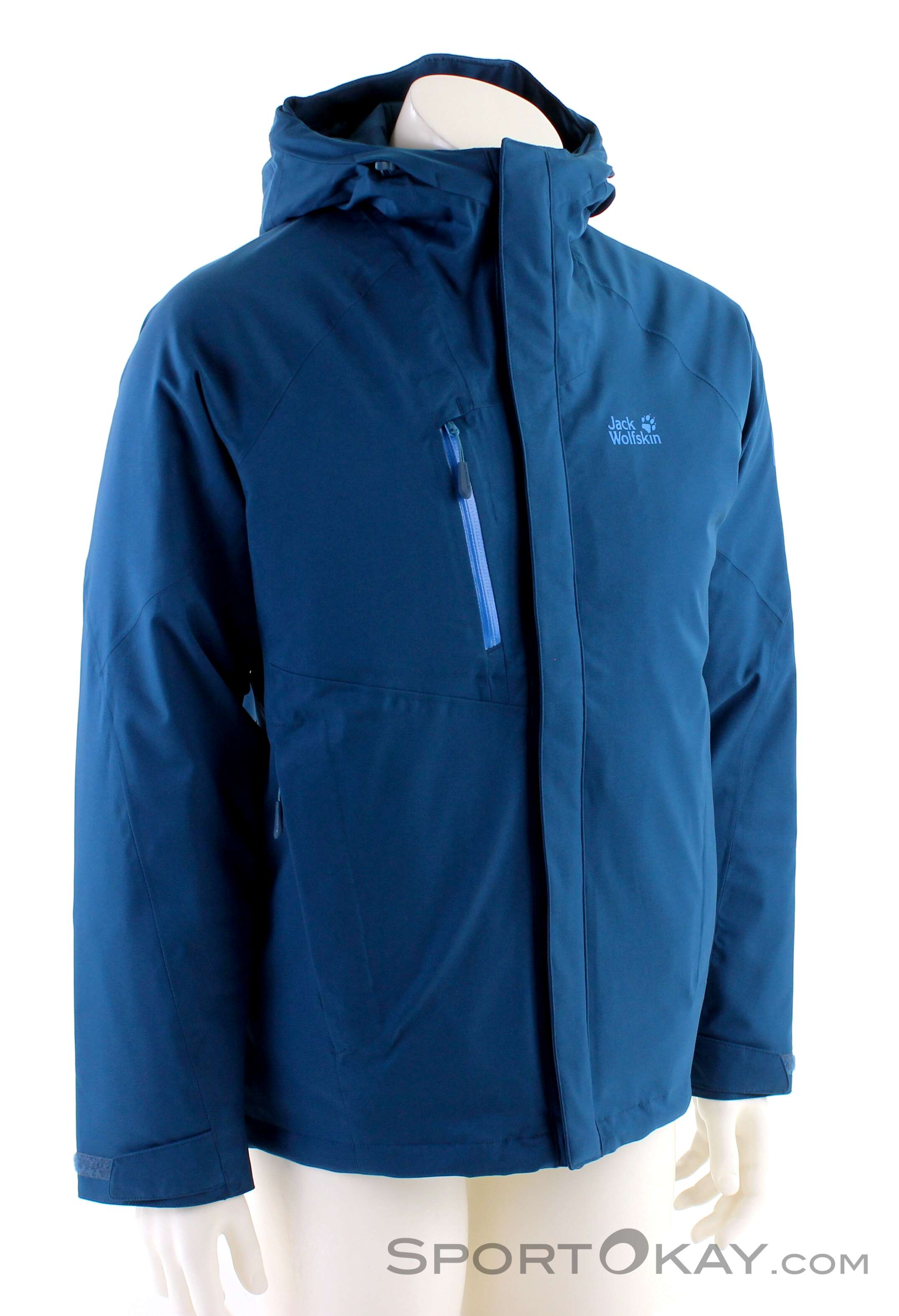Jack Wolfskin Jack Wolfskin Troposphere Jacket Mens Outdoor Jacket