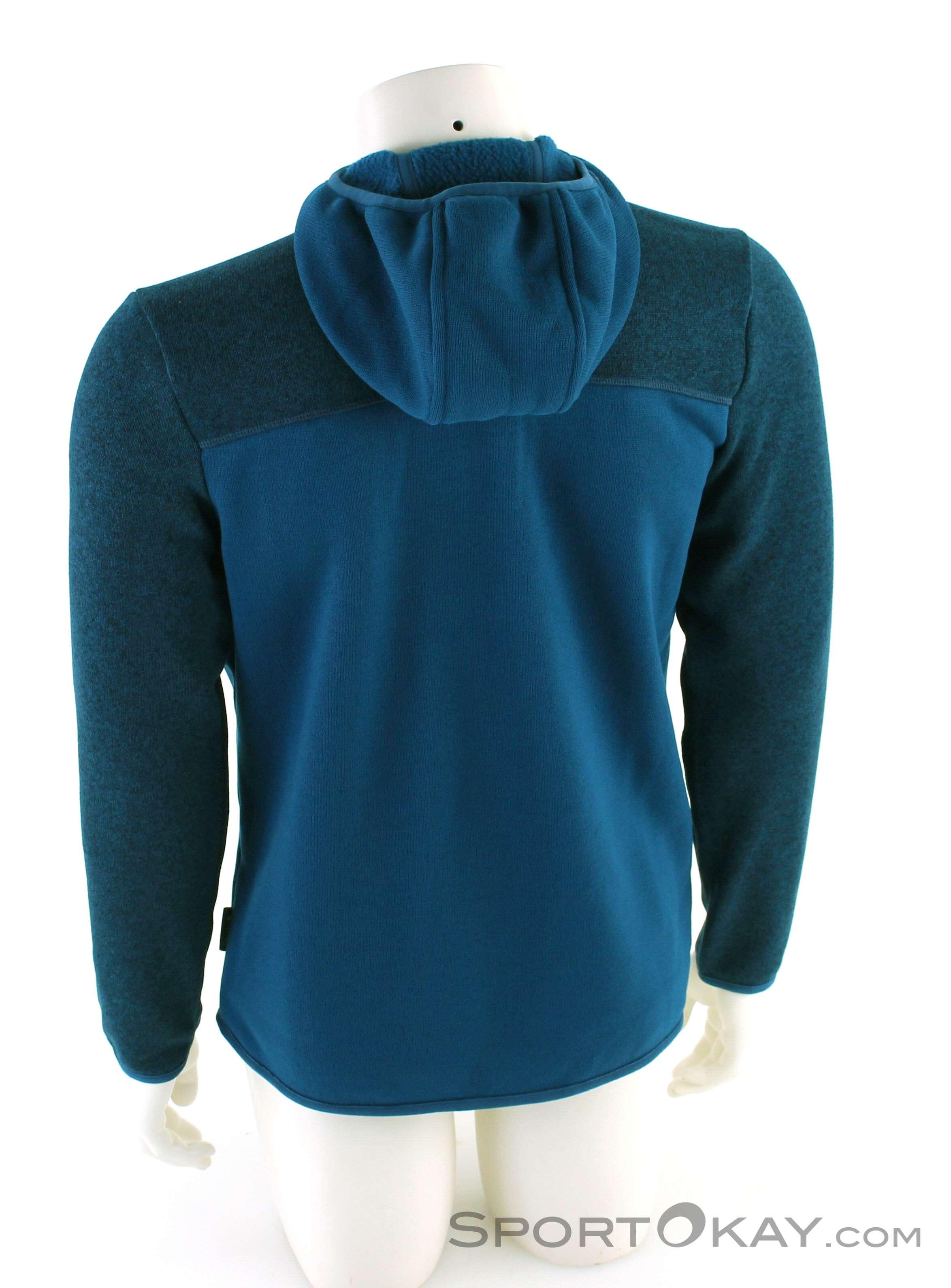 buy online 5c873 c5cd8 Jack Wolfskin Jack Wolfskin Elk Hooded Jacket Herren Outdoorjacke