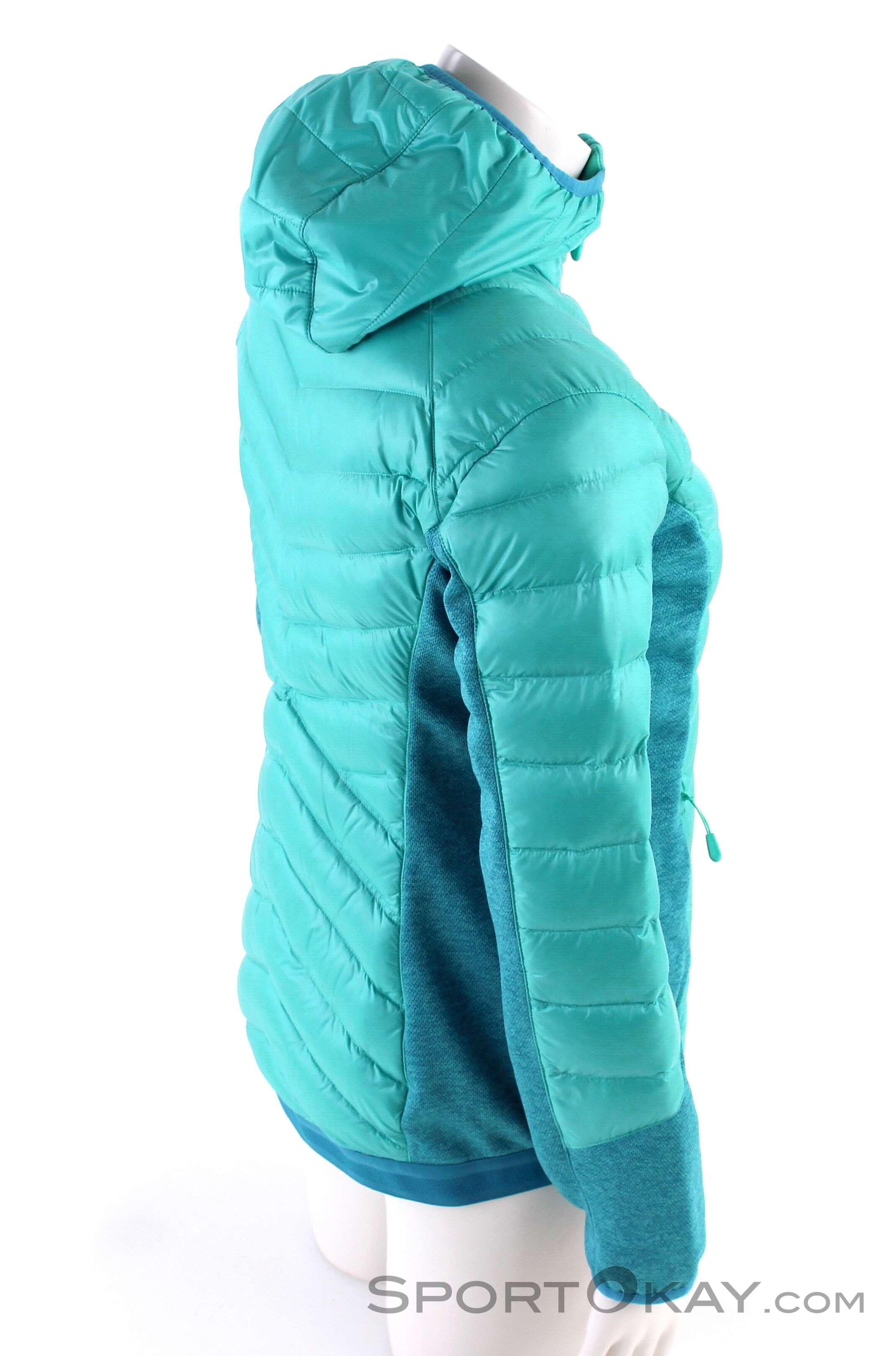 free shipping 3ac27 c2788 Jack Wolfskin Jack Wolfskin Stratosphere Jacket Womens Ski Touring Jacket