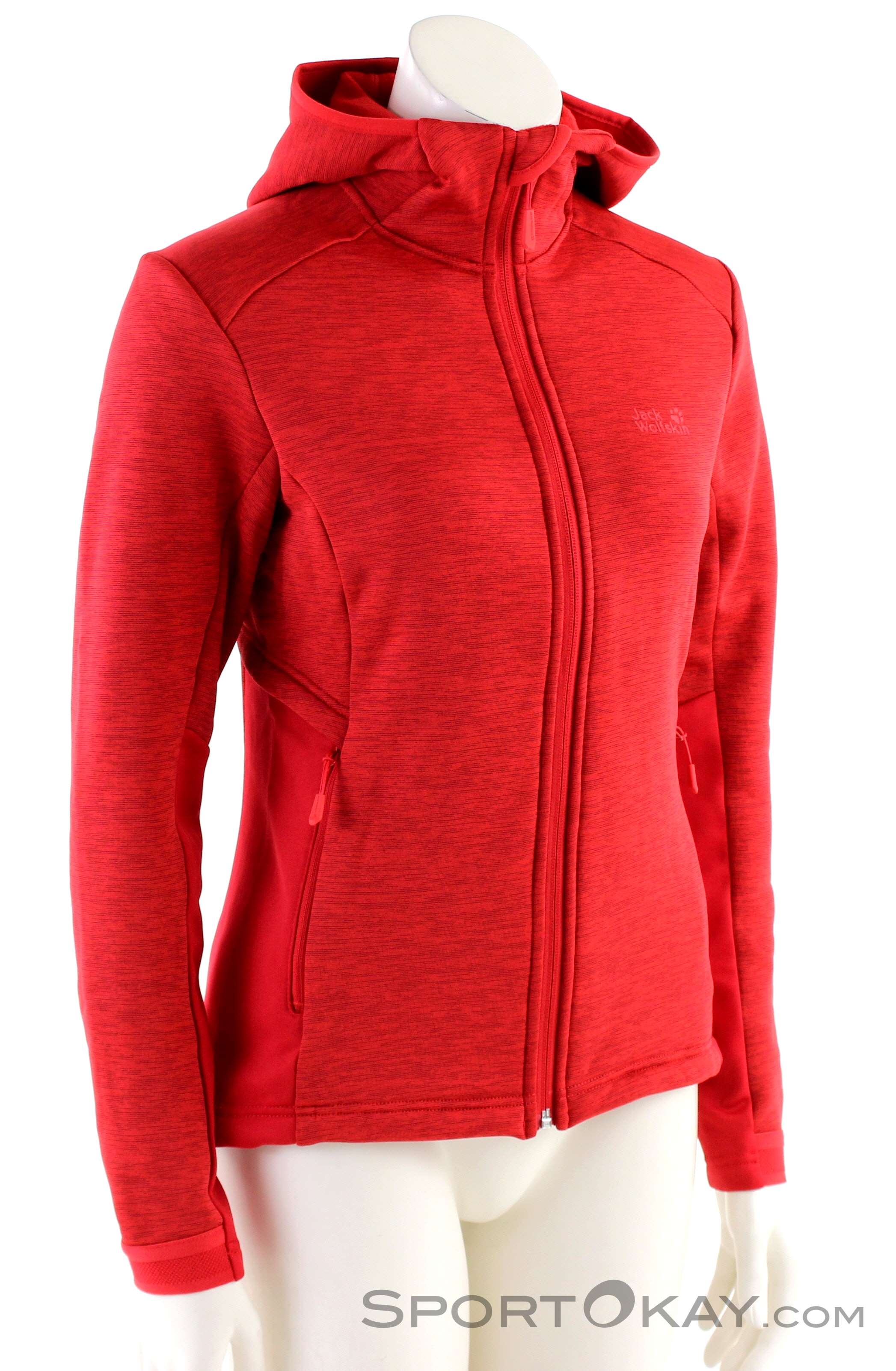 uk availability c9181 bb9f8 Jack Wolfskin Jack Wolfskin Morning Sky Jacket Damen Outdoorjacke