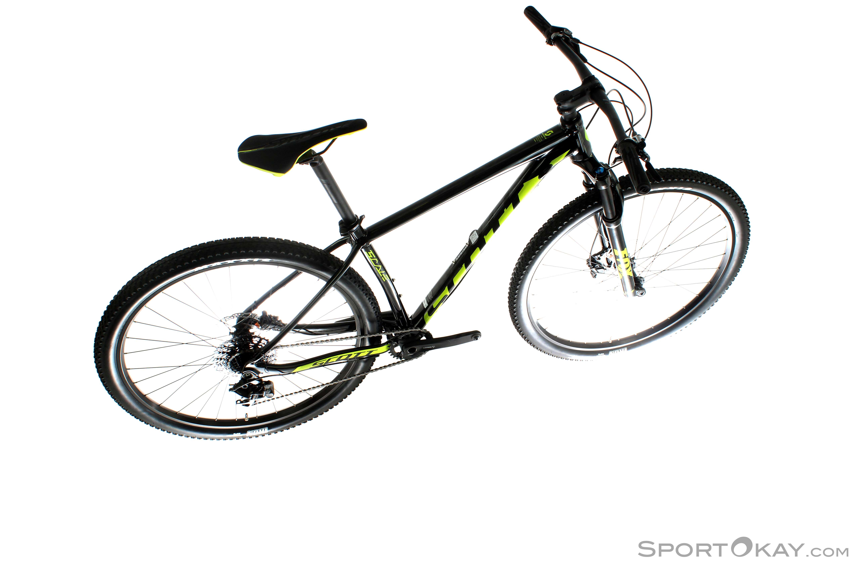 70e2a9cdb8 Scott Scale 950 2018 Bicicletta Trail , Scott, Nero, , Uomo, 0023-