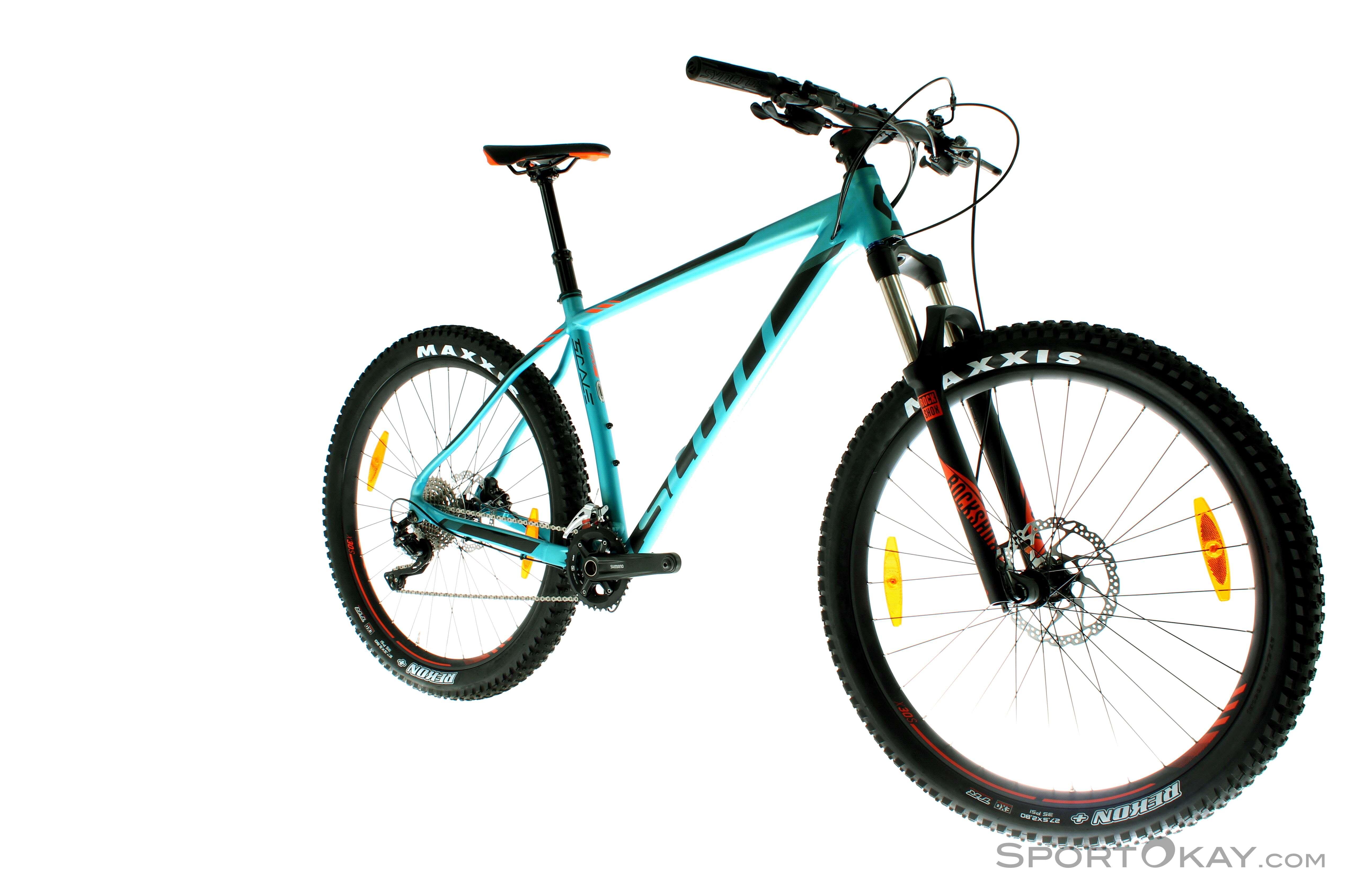 Scott Scott Scale 720 2018 Bicicletta Trail