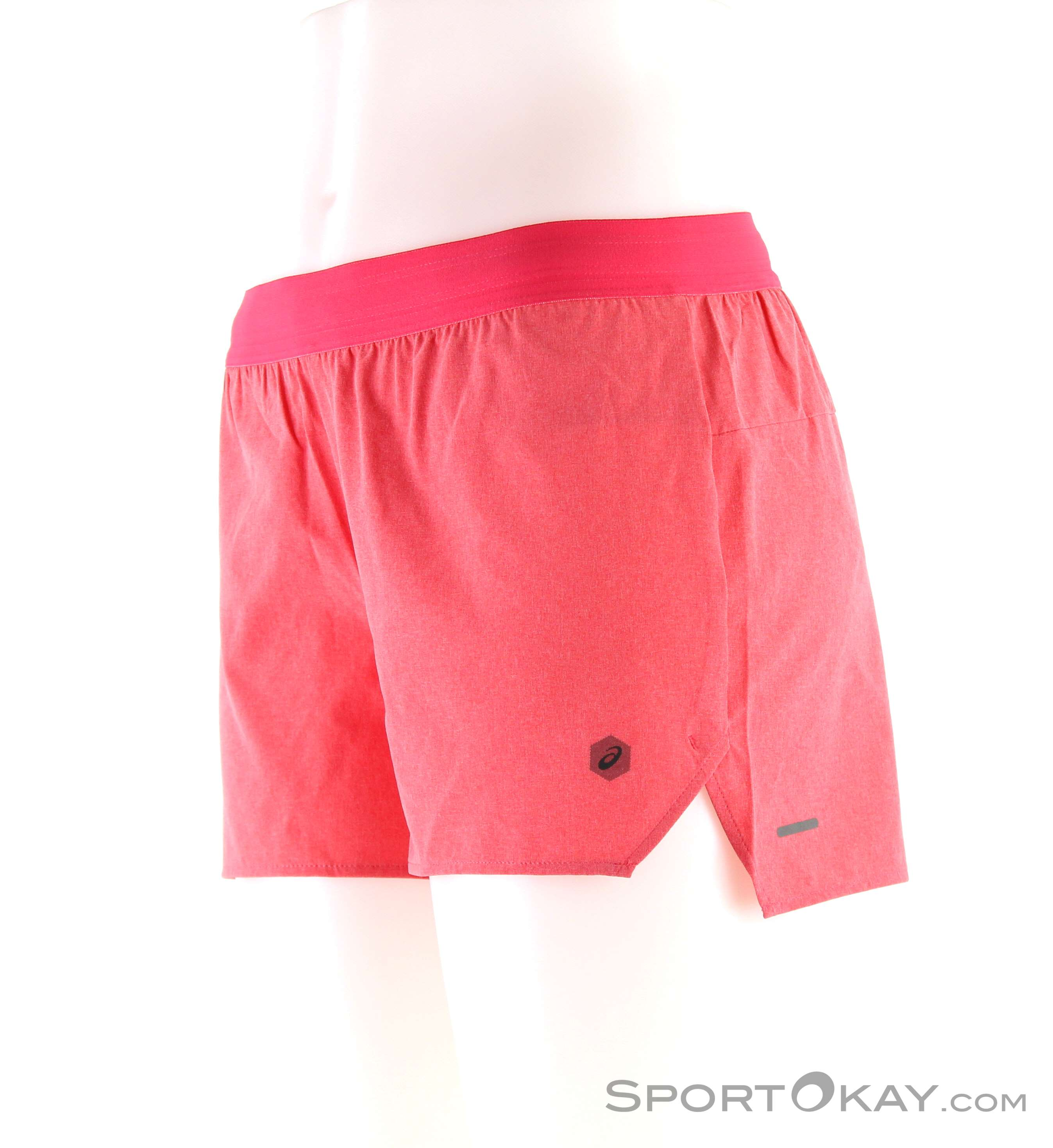 asics running shorts damen