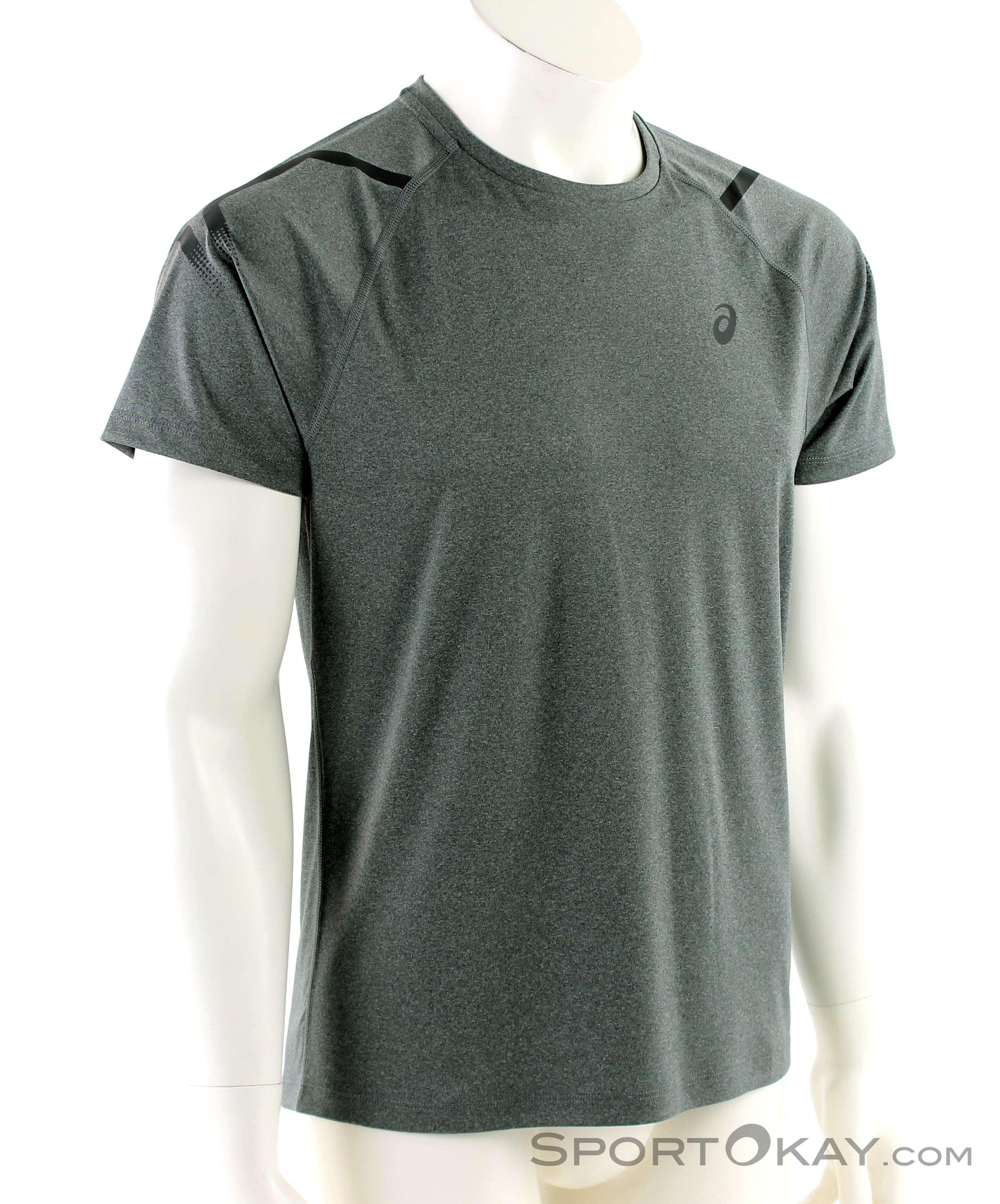 bd527290b Asics Icon SS Top Mens T-Shirt - Shirts & T-Shirts - Fitness ...