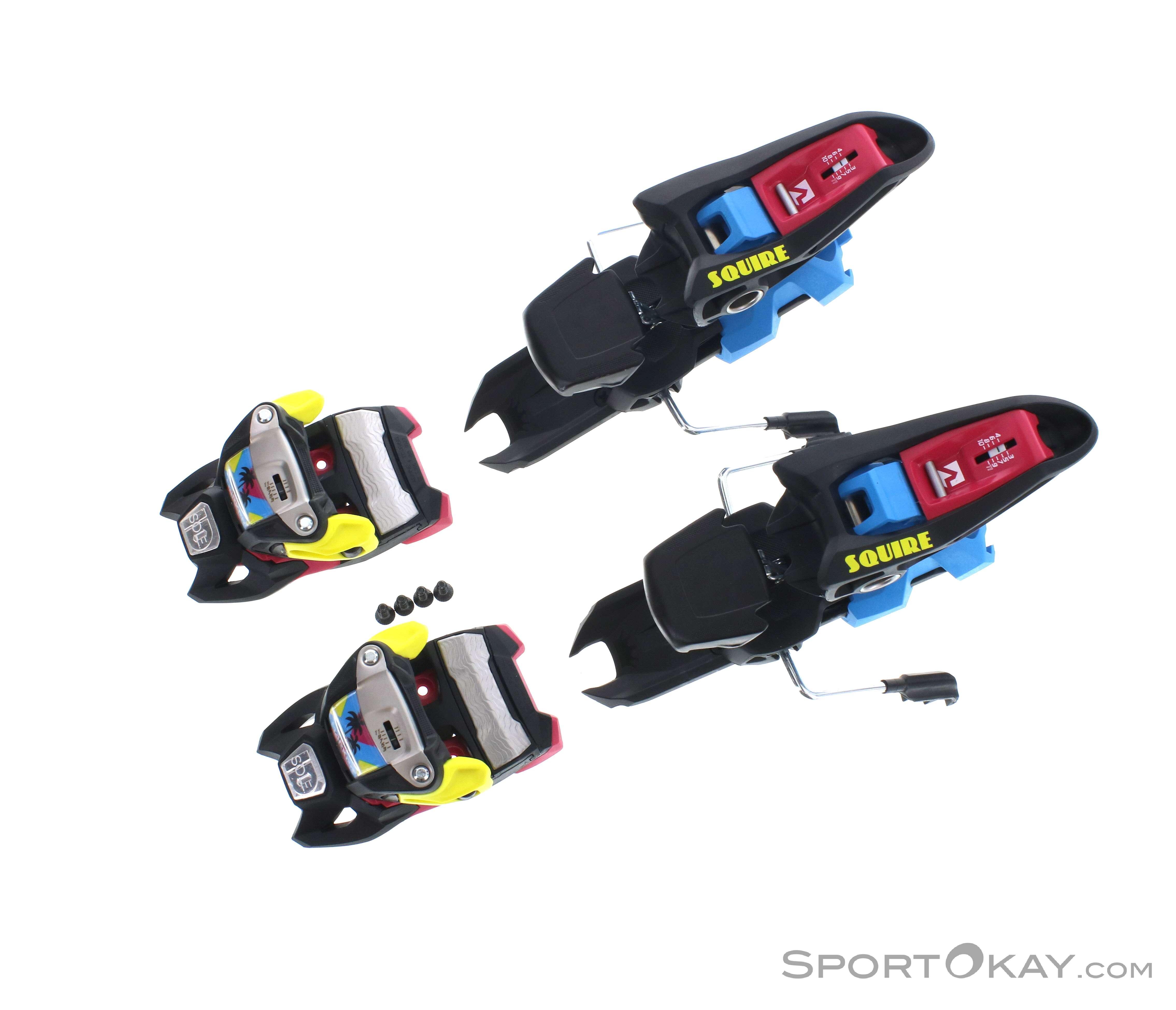 Bindungen Marker Squire 11 ID Freeridebindung Skibindung NEU Skisport & Snowboarding