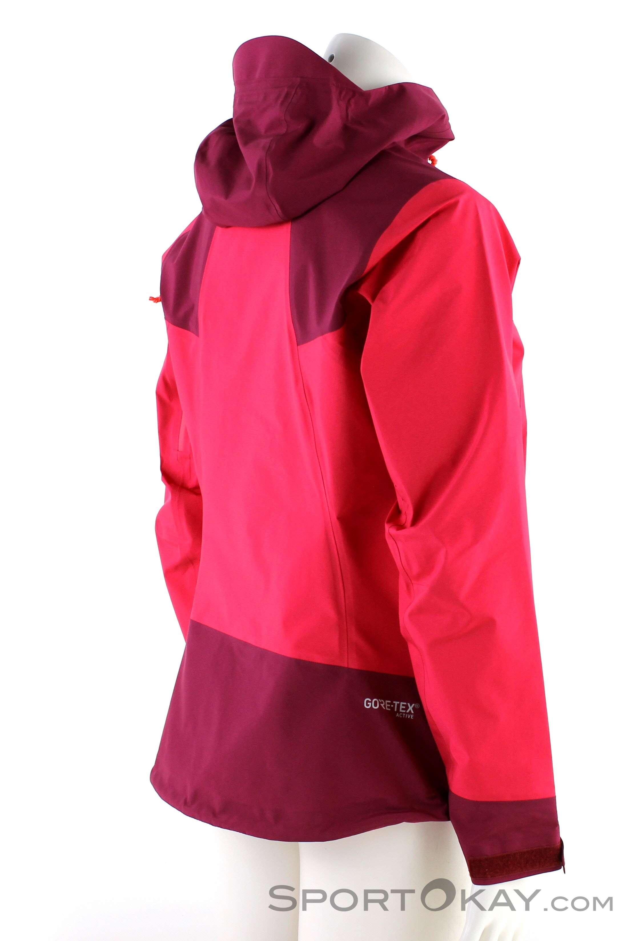 Women Salewa Gtx Touring Tex Sesvenna Jacket Gore Active Ski D9EIWH2
