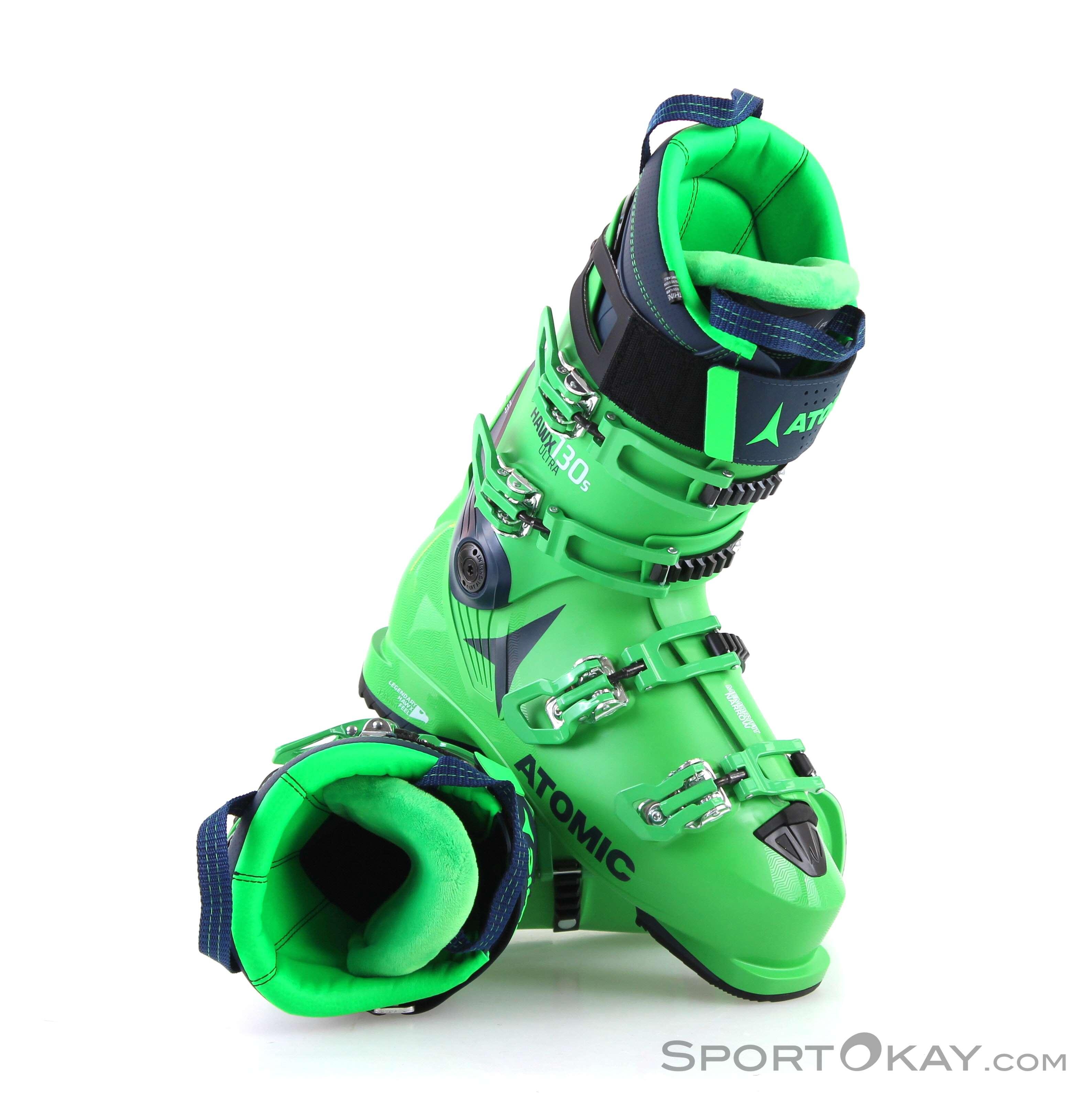 half off 289ba a9a8a Atomic Atomic Hawx Ultra 130 S Ski Boots