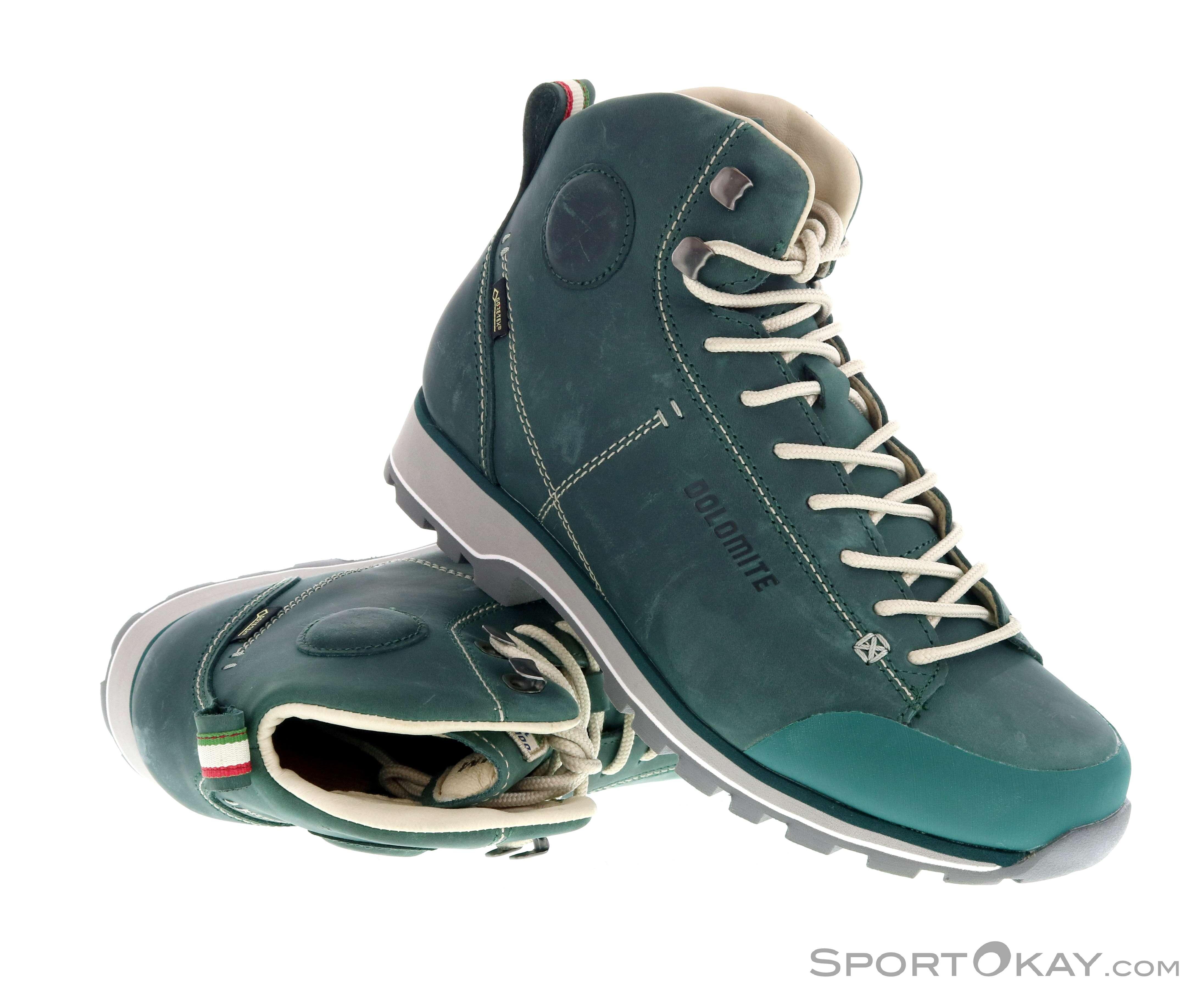 Dolomite Cinquantaquattro High FG GTX Hiking Boots Gore Tex