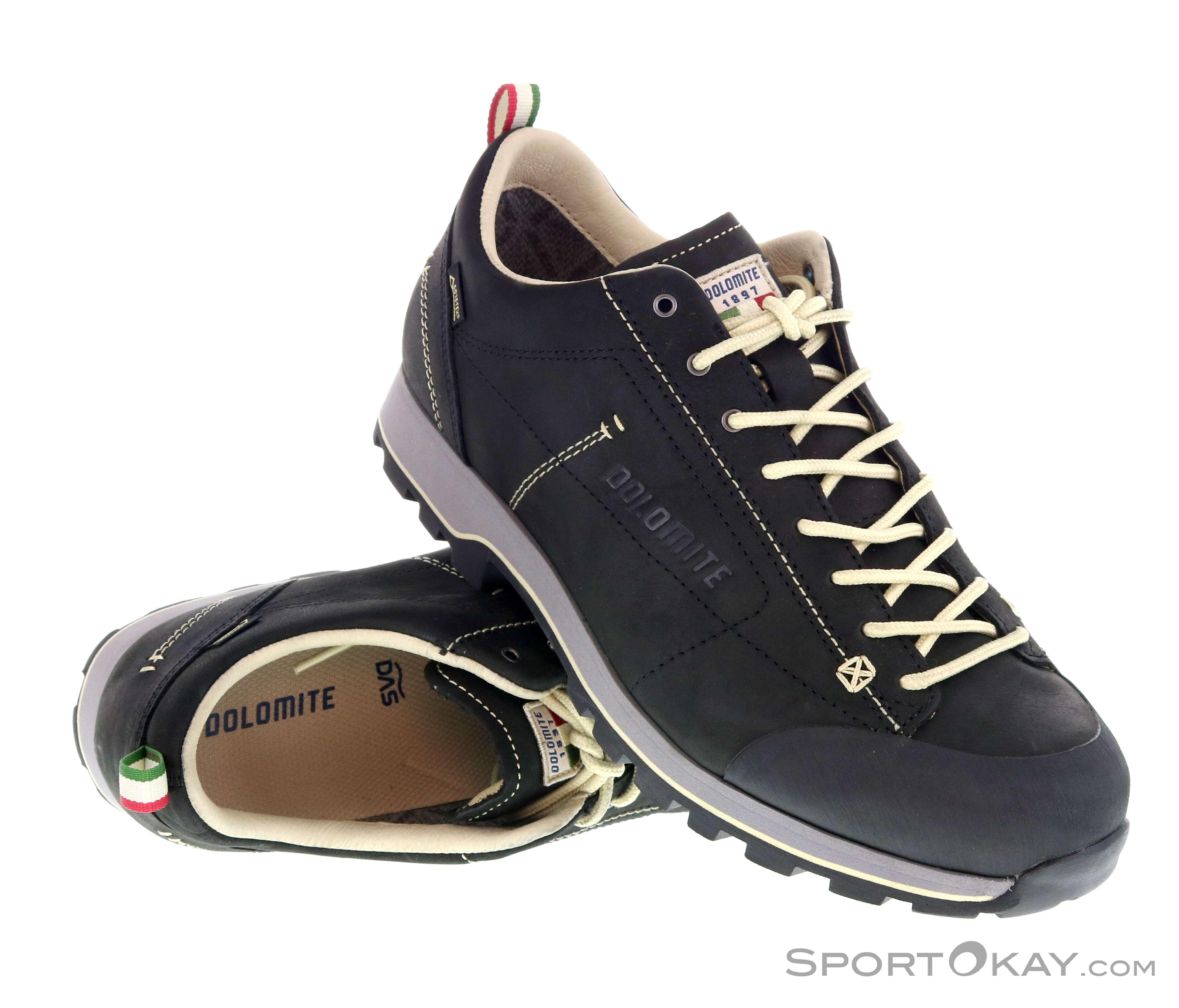 Fabrik authentisch elegantes Aussehen weit verbreitet Dolomite Dolomite Cinquanta Quattro Low FG GTX Hiking Boots Gore-Tex