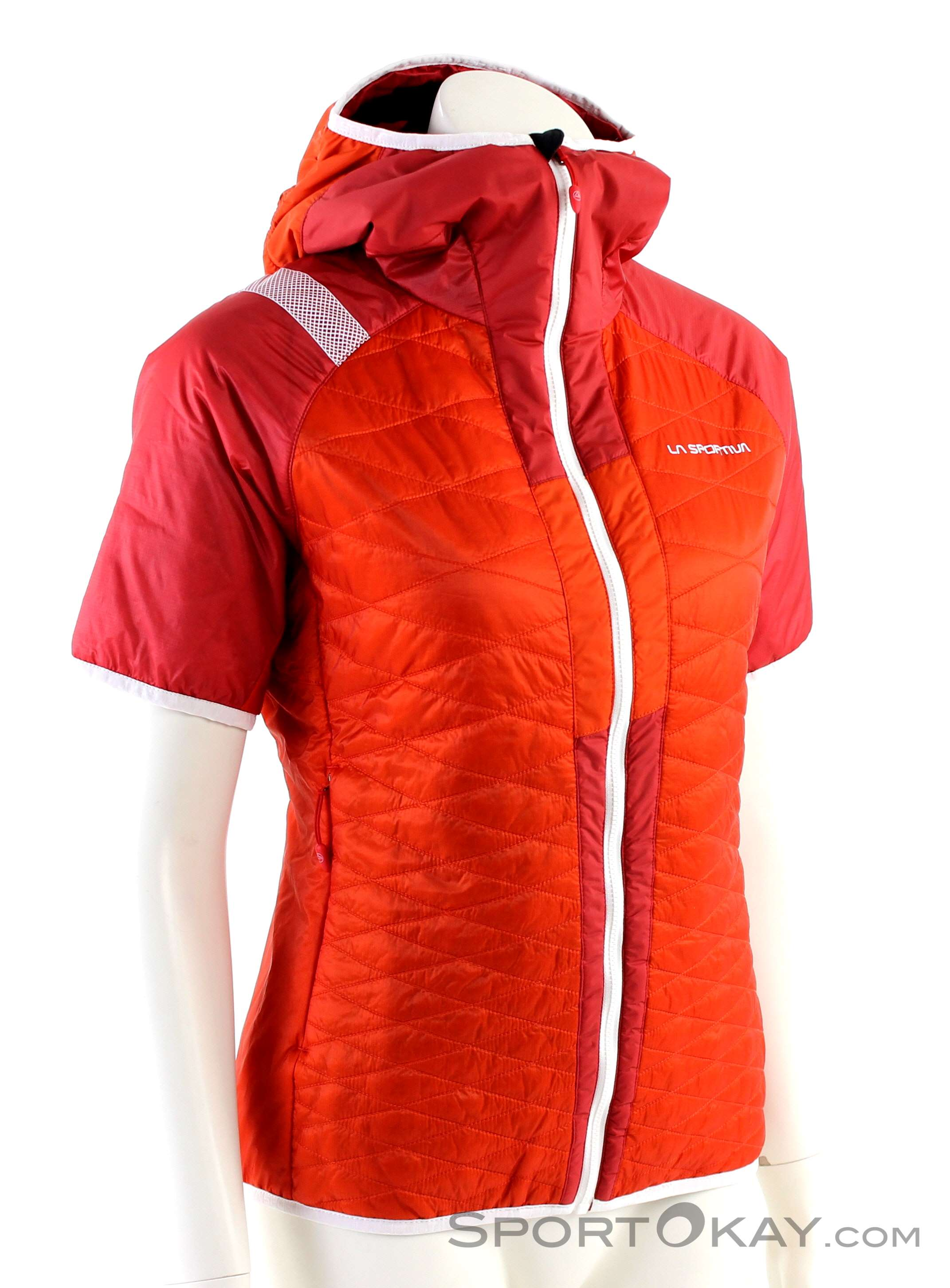 Womens La Sportiva Firefly Short Jacket Outdoor Sleeve H9WE2YDI