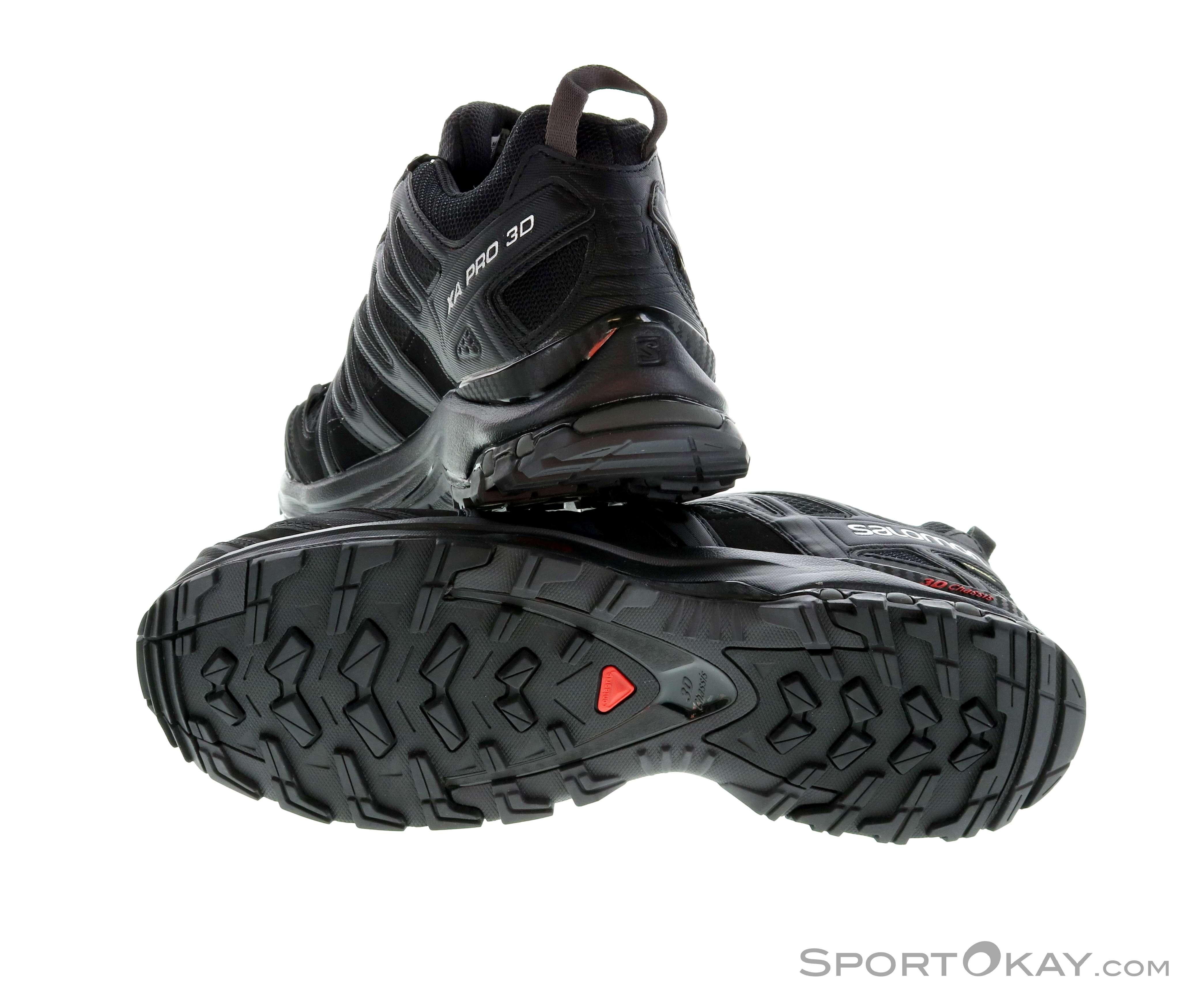 Salomon XA Pro 3D GTX Uomo Scarpe da Trail Running Gore-Tex - Scarpe ... 1d420370255