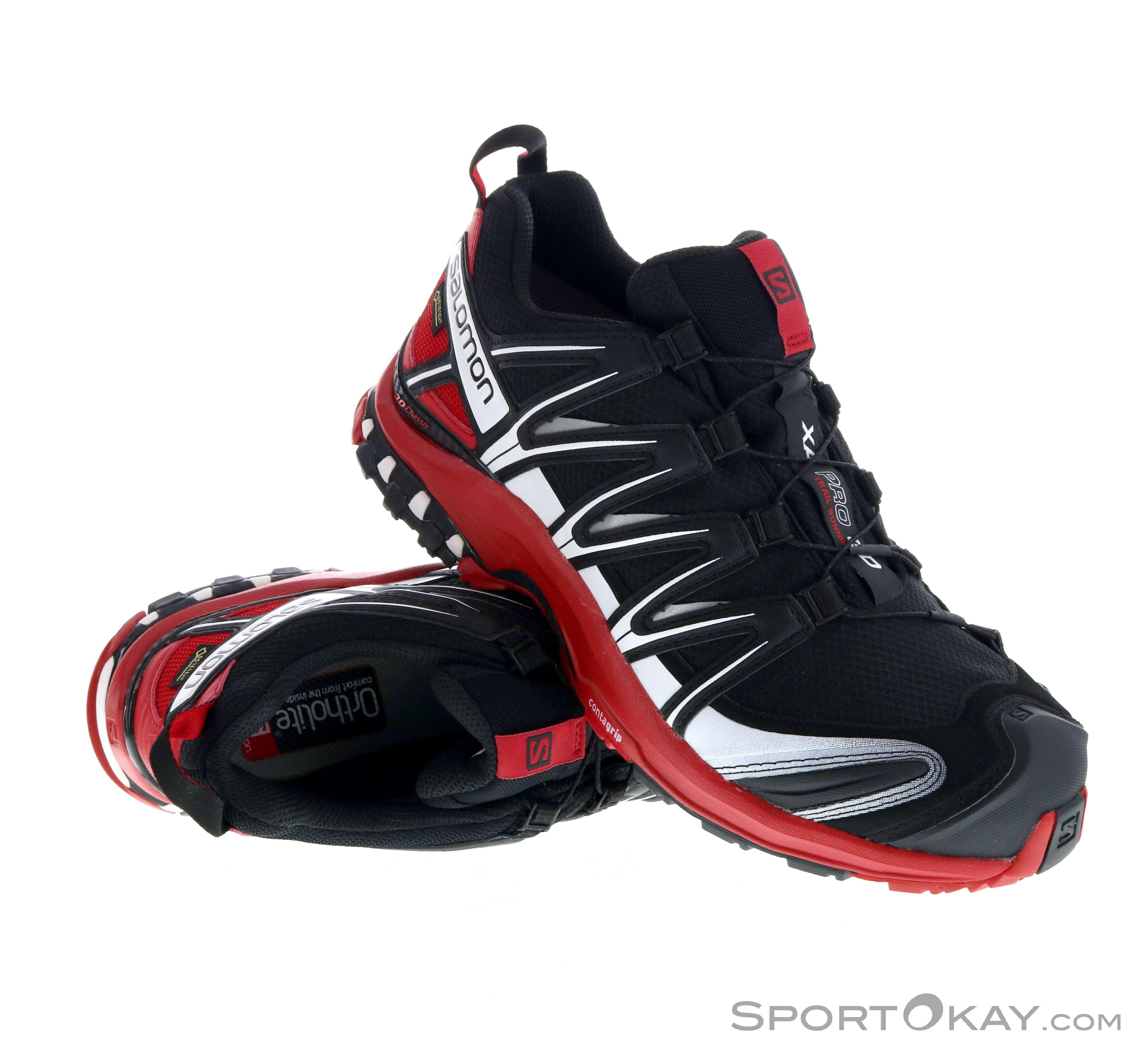 e708e93eab4 Salomon XA Pro 3D GTX Mens Trail Running Shoes Gore-Tex - Trail ...