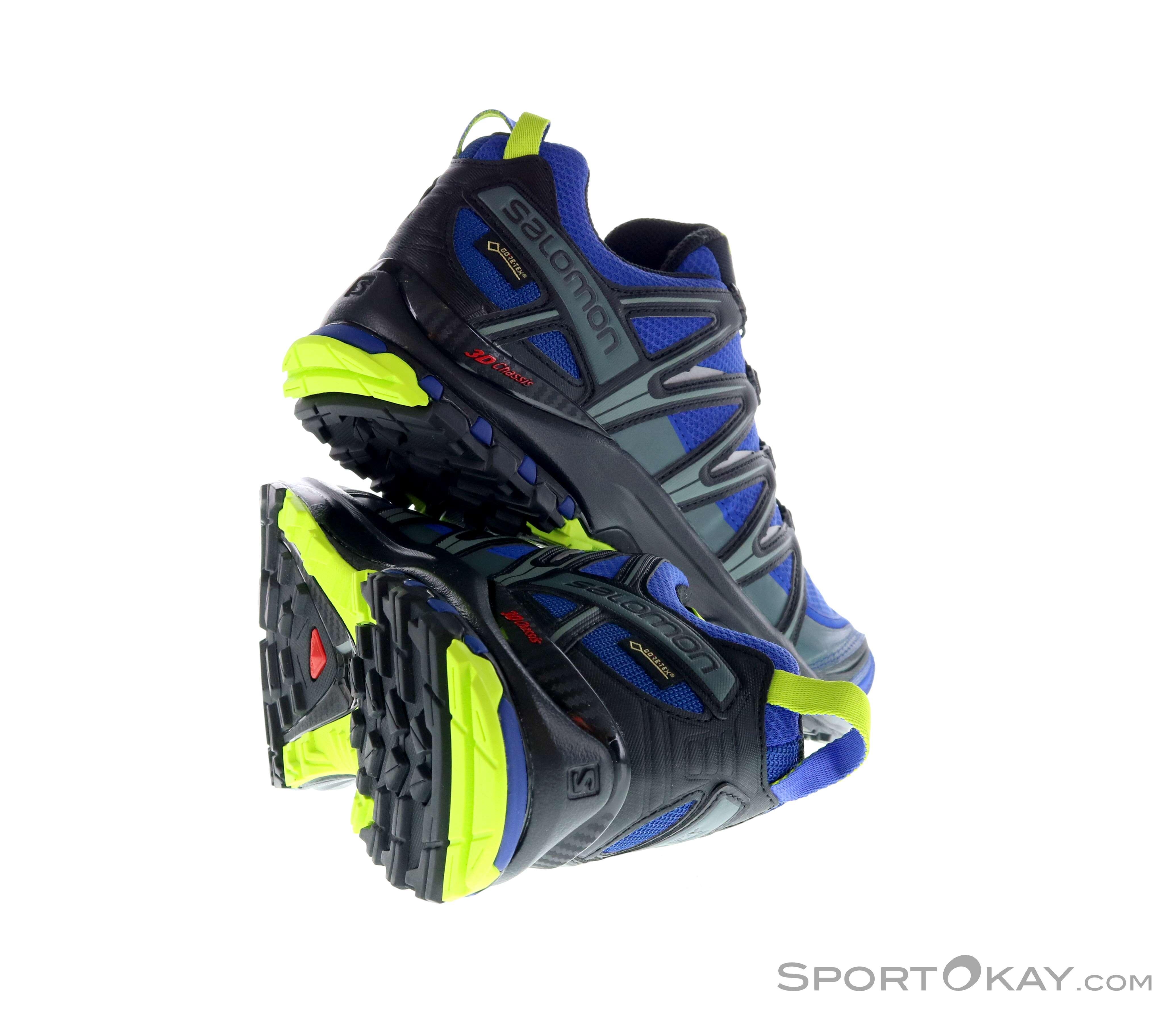 Salomon Salomon XA Pro 3D GTX Herren Traillaufschuhe Gore Tex