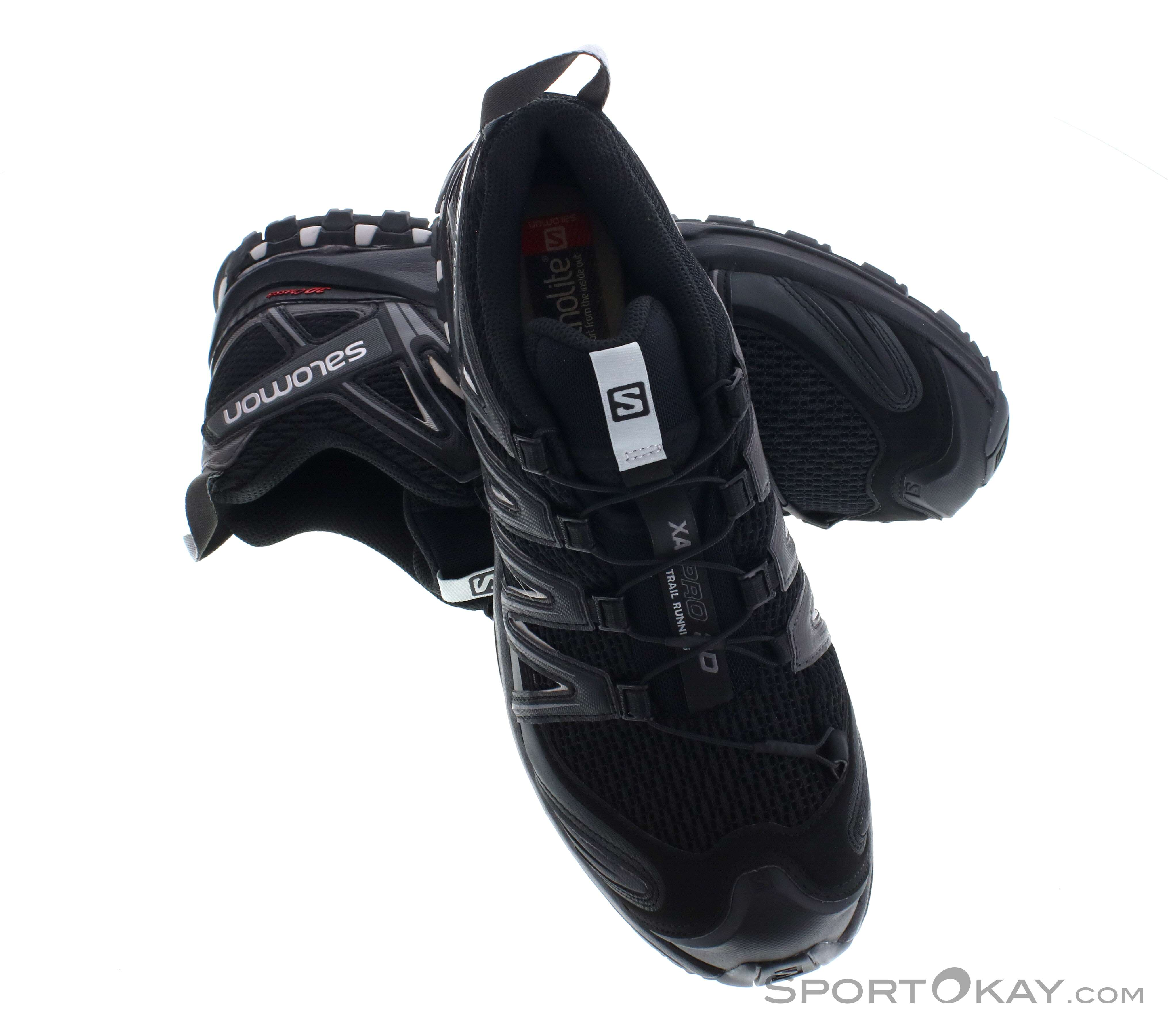Salomon Salomon XA Pro 3D Mens Trail Running Shoes