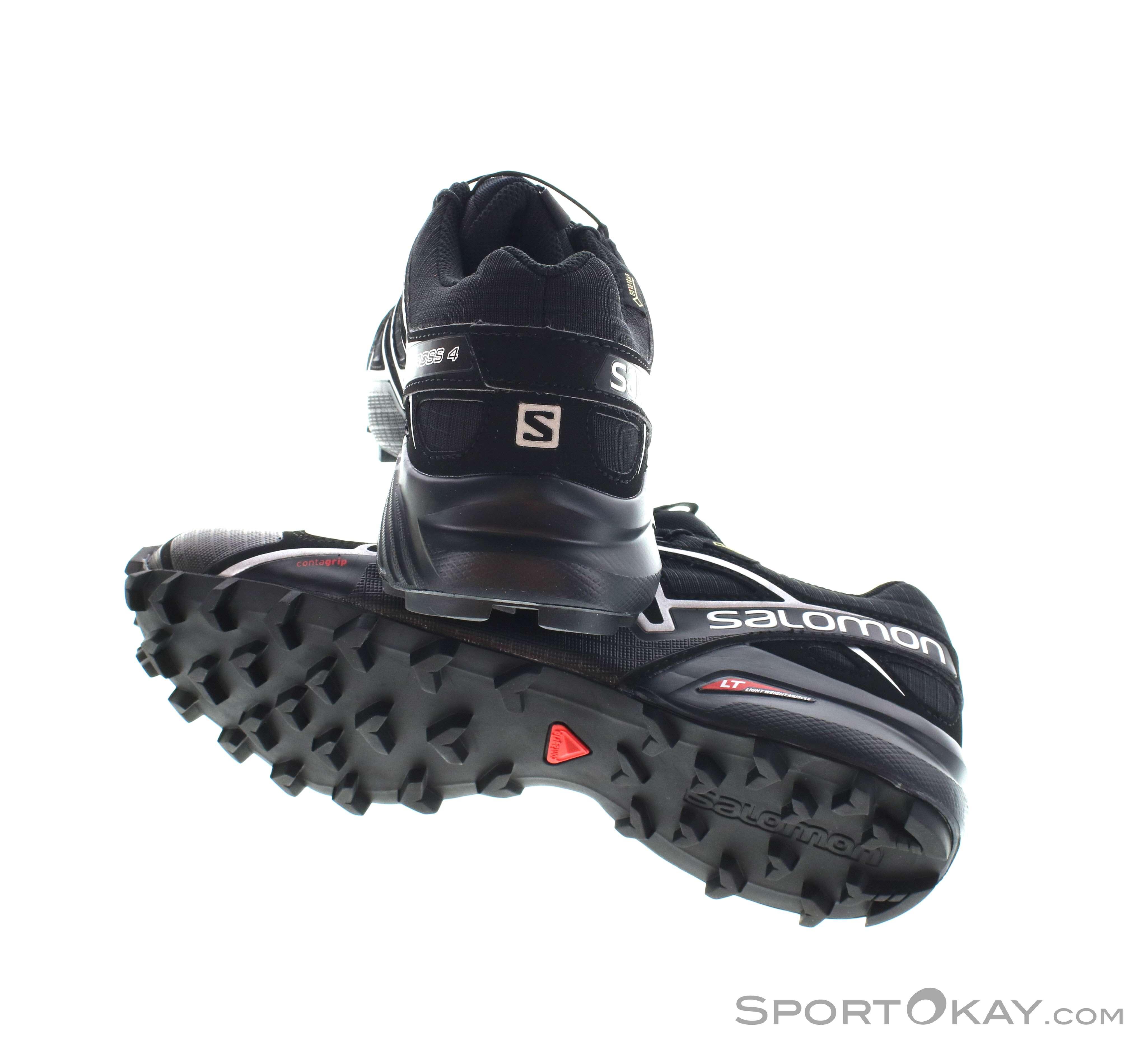 e4beaeec20b02 Der Salomon Speedcross 4 GTX Herren Traillaufschuh Gore-Tex - Trail ...