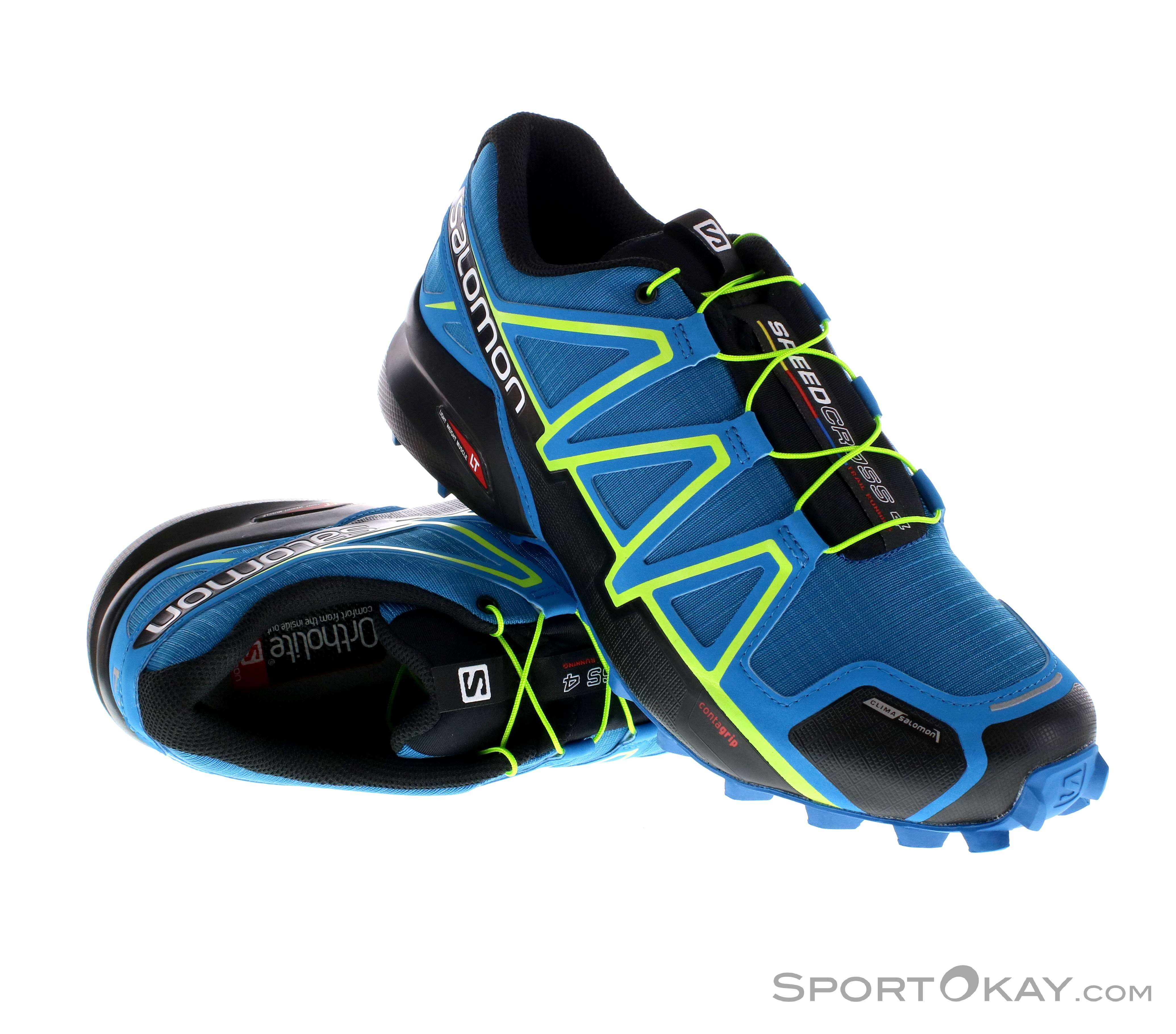 4040bb3e1 Salomon Speedcross 4 CS Mens Trail Running Shoes - Trail Running ...