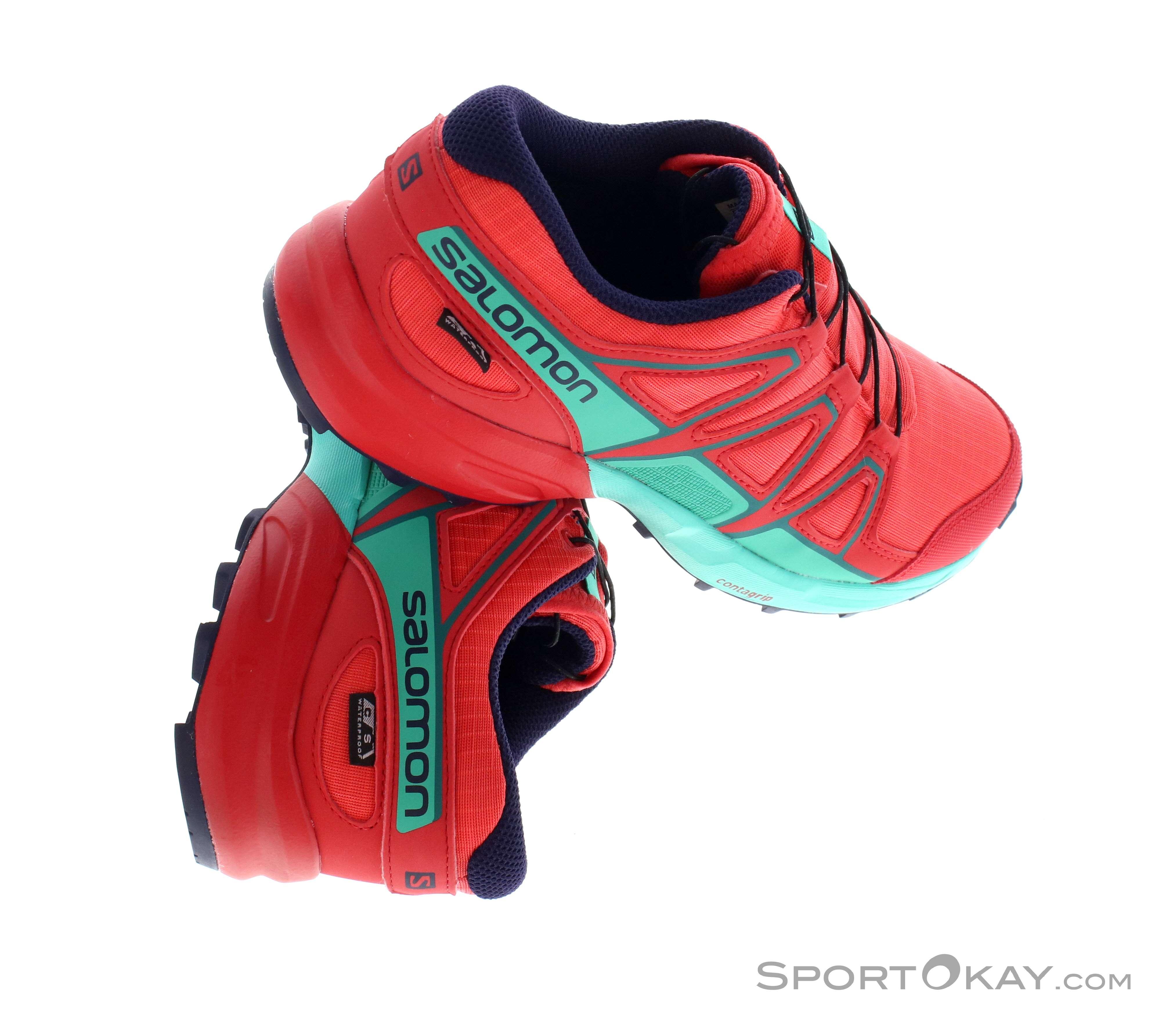 Salomon Speedcross CSWP J Bambini Scarpe da Trail Running - Scarpe ... b443360df81