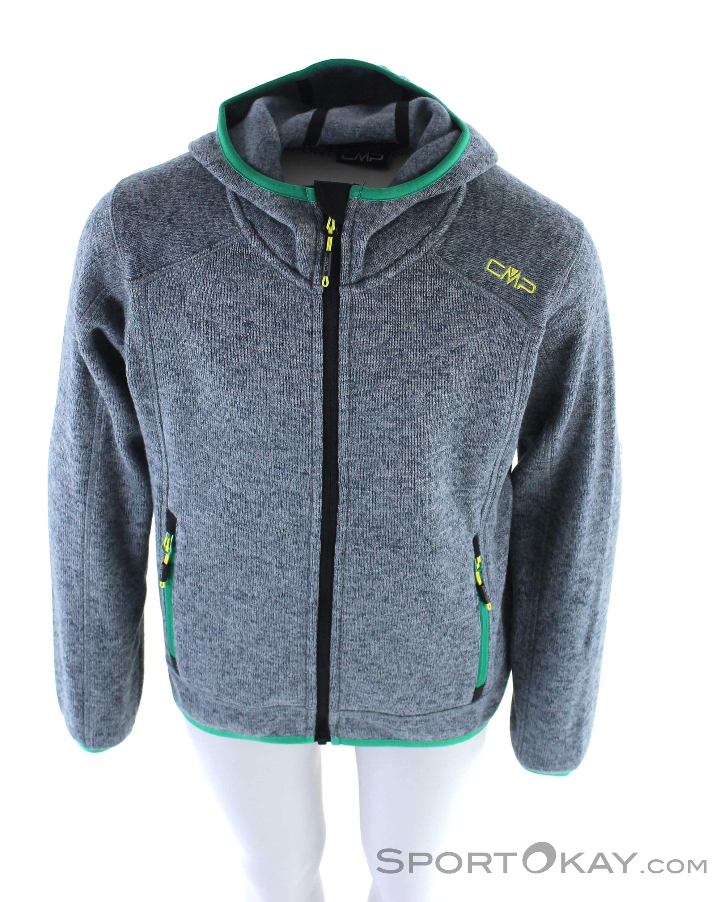 b35dd18571 CMP Fleece Kids Fleece Jacket - Jackets - Outdoor Clothing - Outdoor ...