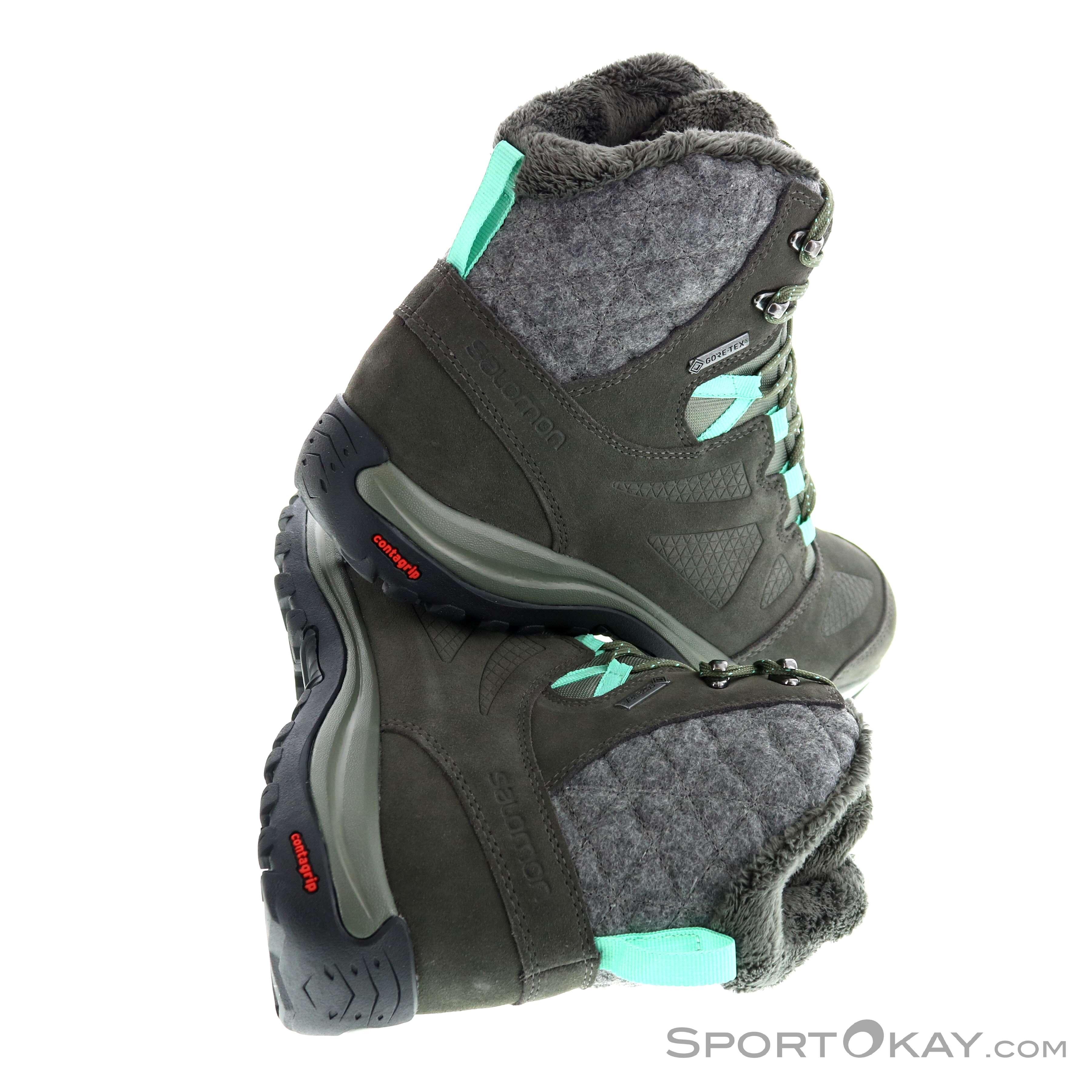 Gtx Winter Tex Shoes Salomon Ellipse Womens Gore vn0Nwm8O