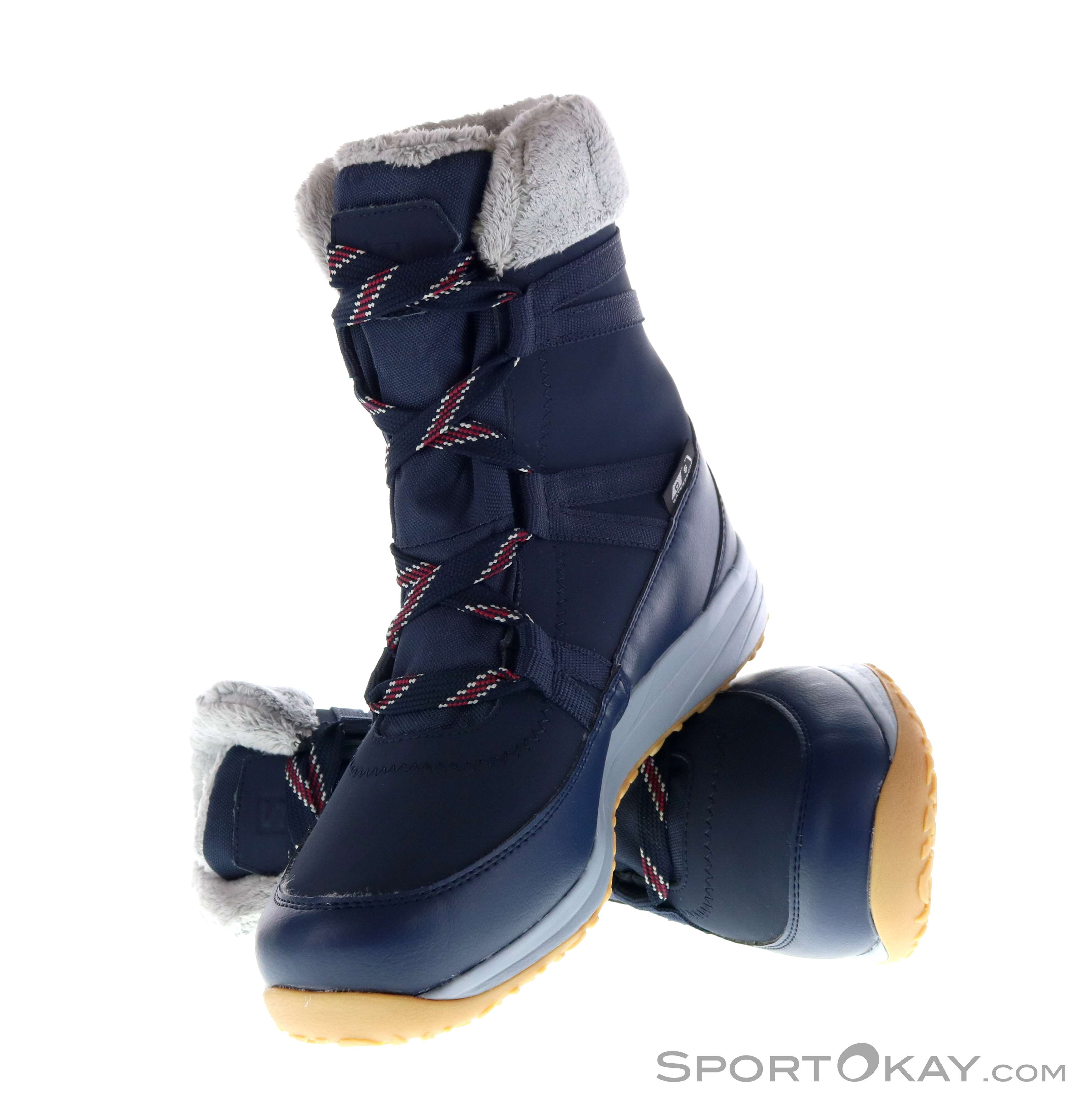 Salomon Heika LTR CSWP Womens Winter Shoes Winter Shoes