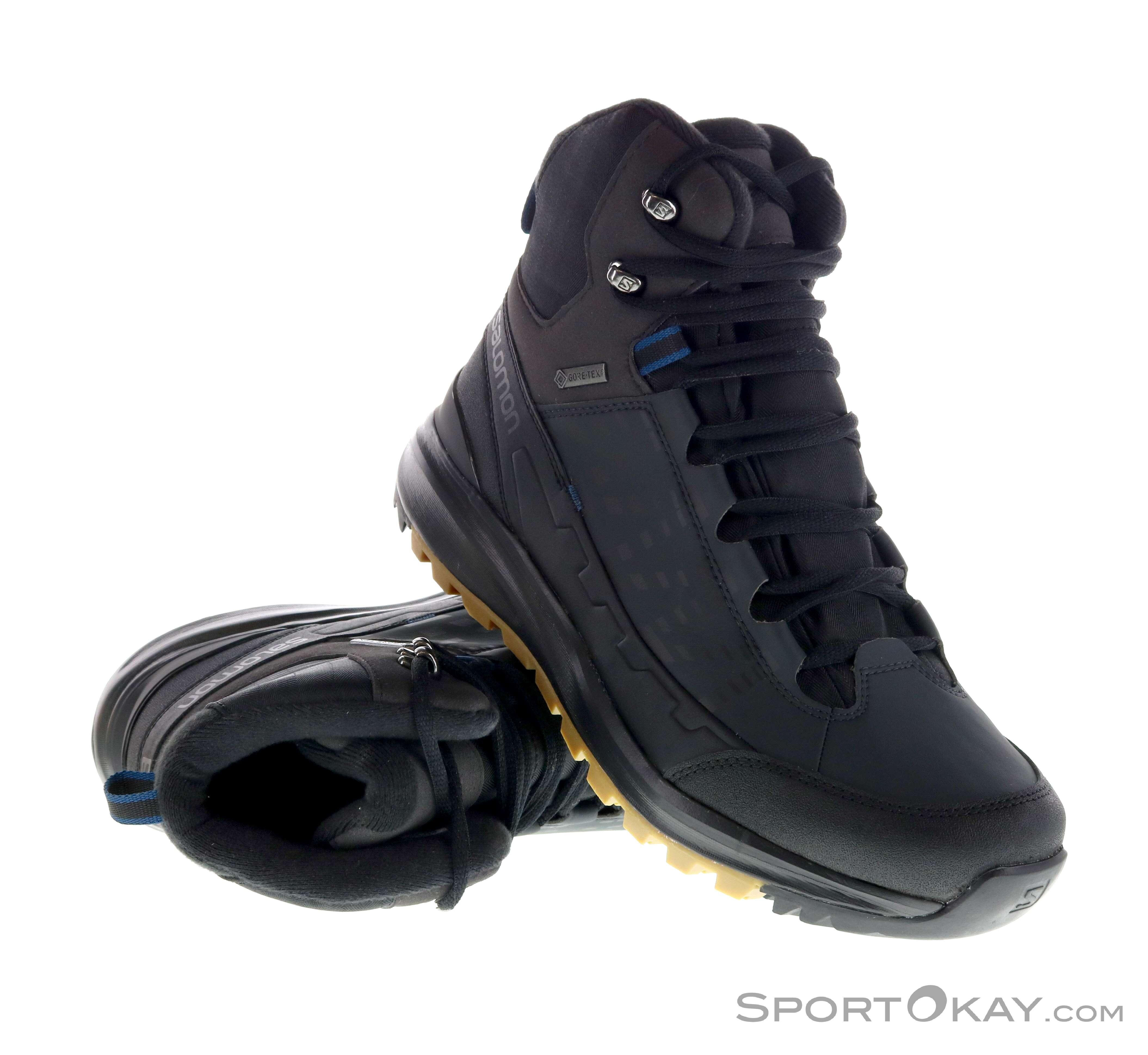 new products 5f33b ac4f8 Salomon Salomon Kaipo Mid GTX Mens Winter Shoes Gore-Tex