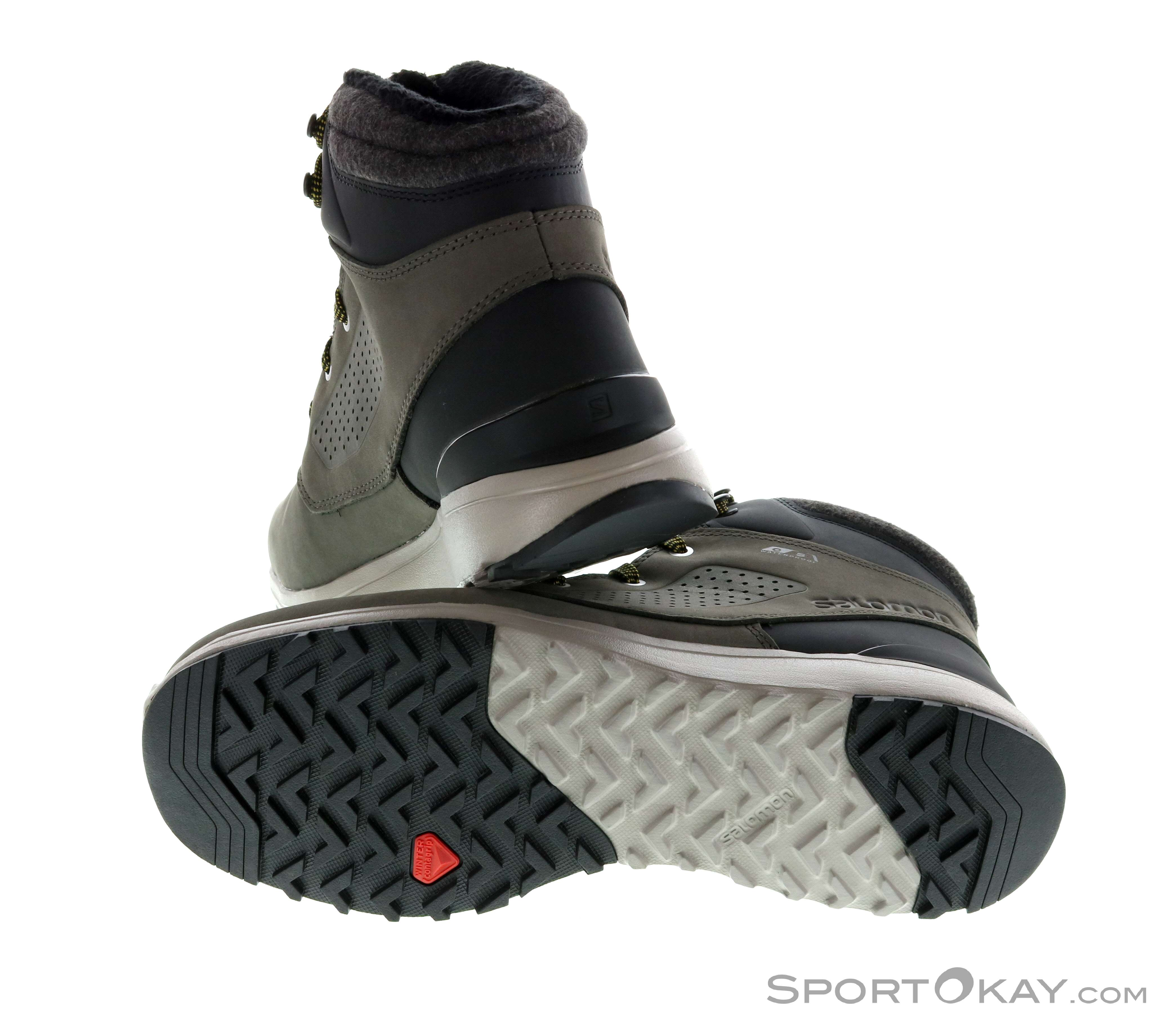 Salomon Salomon Utility Winter CSWP Mens Winter Shoes