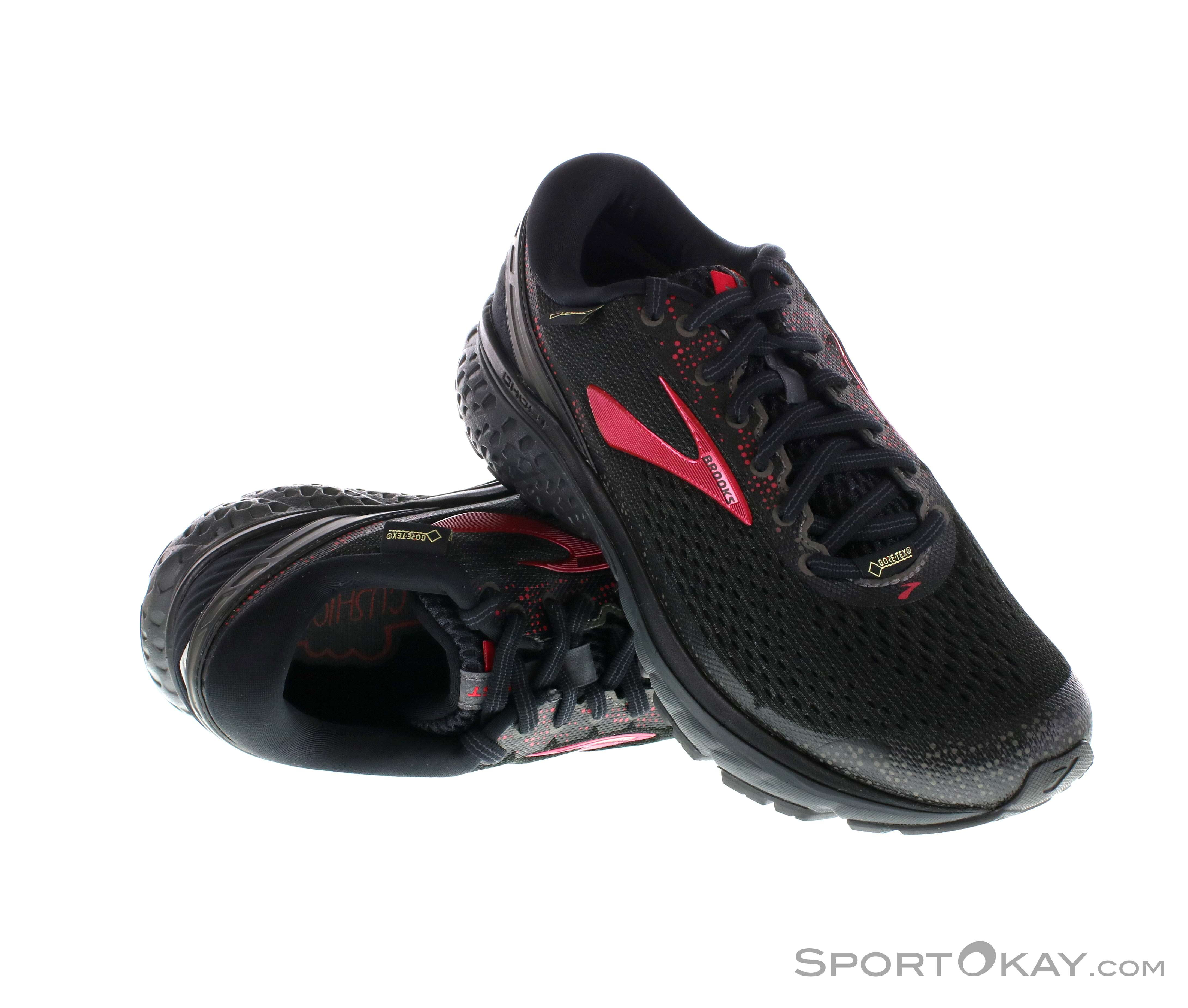 1c0903f82a7 Brooks Ghost 11 GTX Womens Running Shoes Gore-Tex - Gore-Tex Running ...