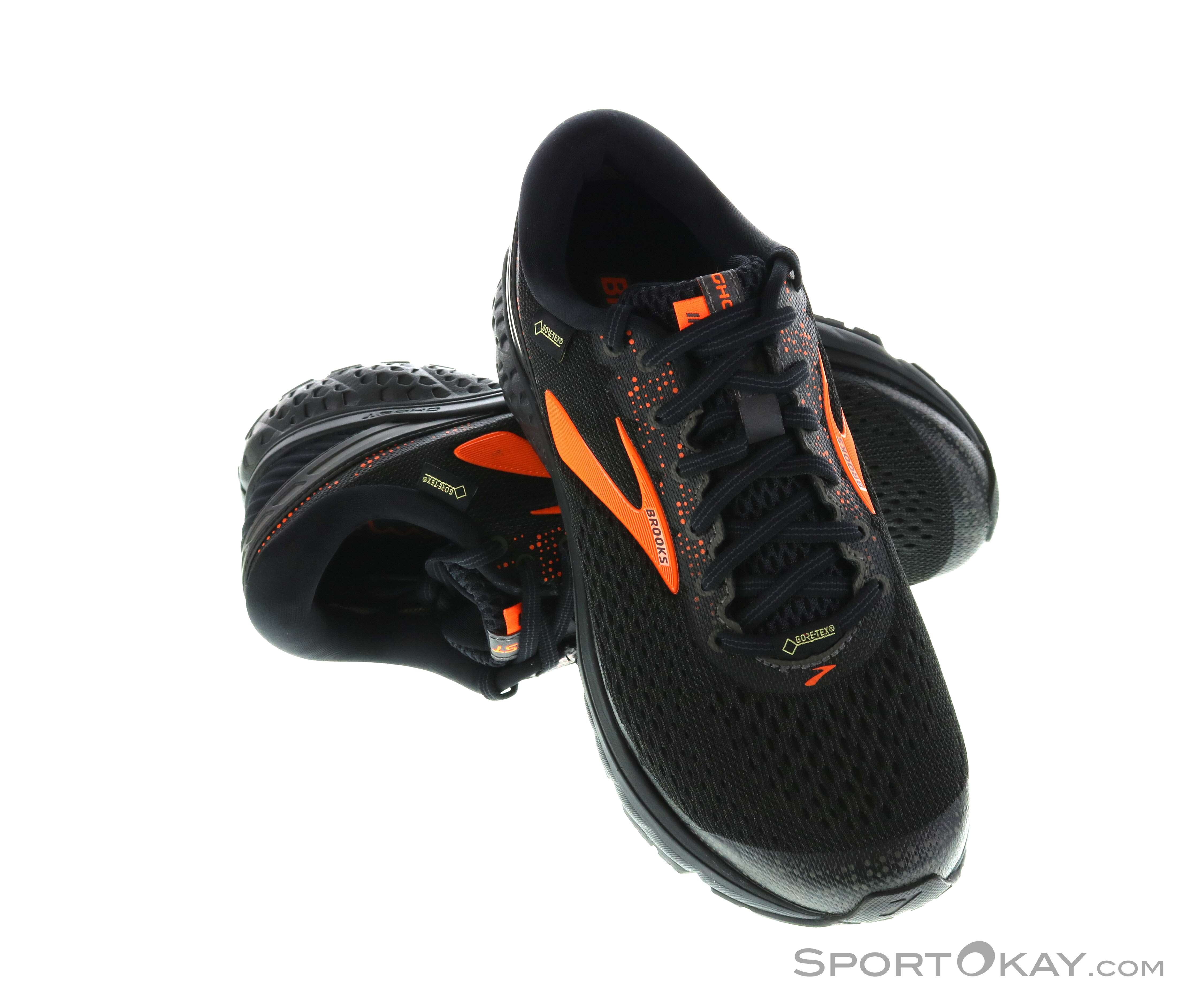 adb7af57dee Brooks Ghost 11 GTX Mens Running Shoes Gore-Tex - Gore-Tex Running ...