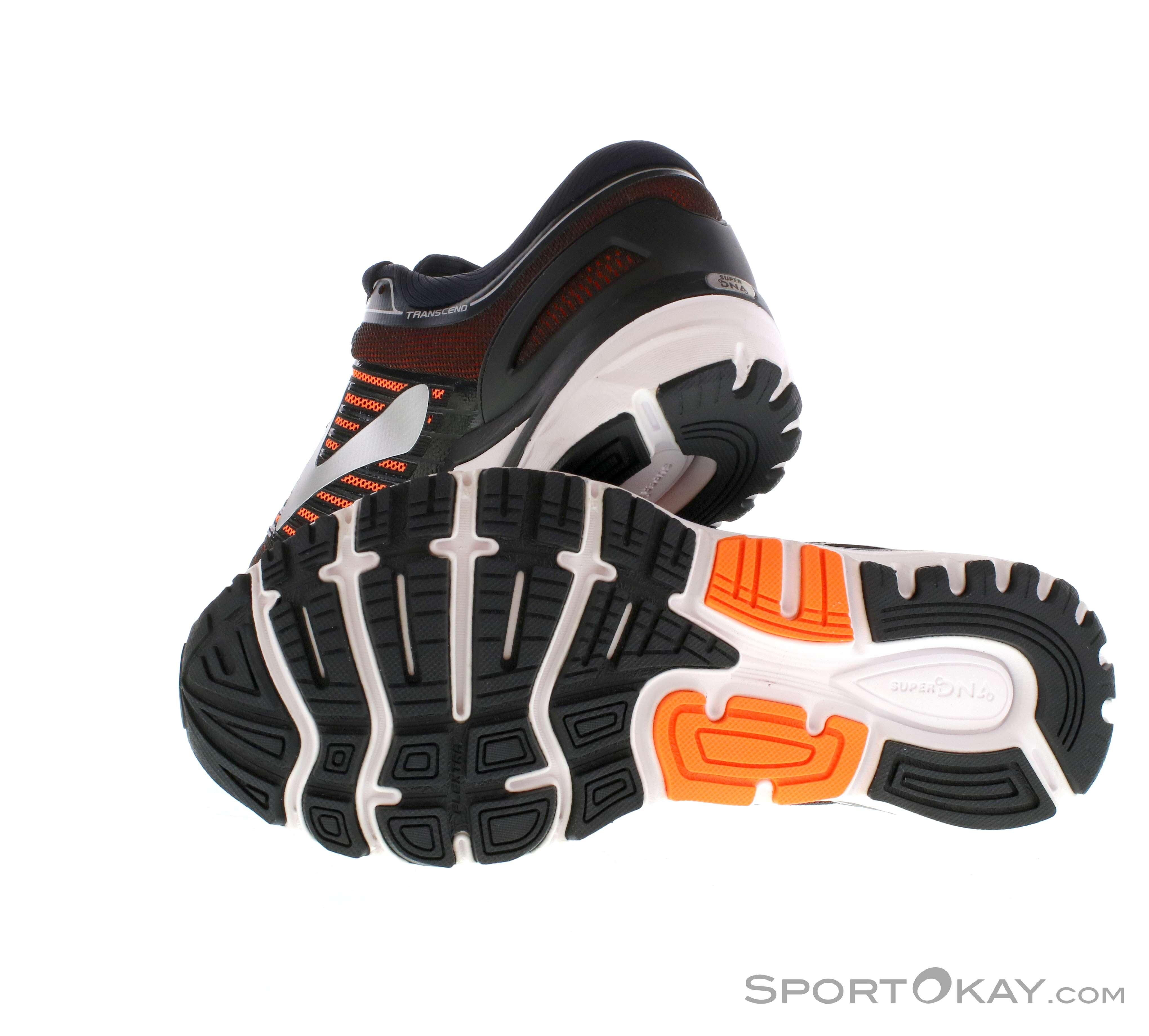 086227c8f0e Brooks Transcend 5 Mens Running Shoes - Running Shoes - Running ...