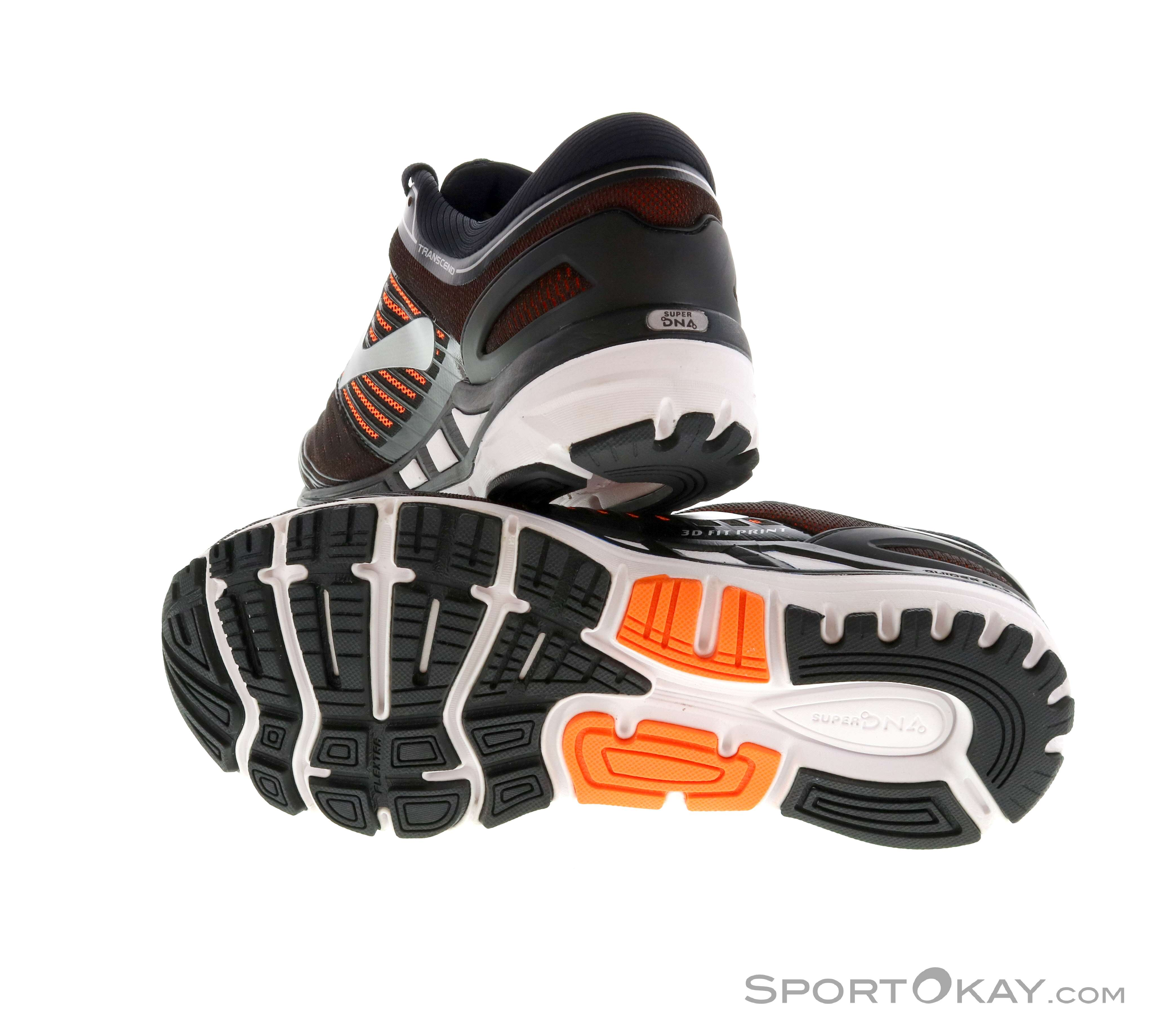 0eed956d2383c Brooks Transcend 5 Mens Running Shoes - Running Shoes - Running ...